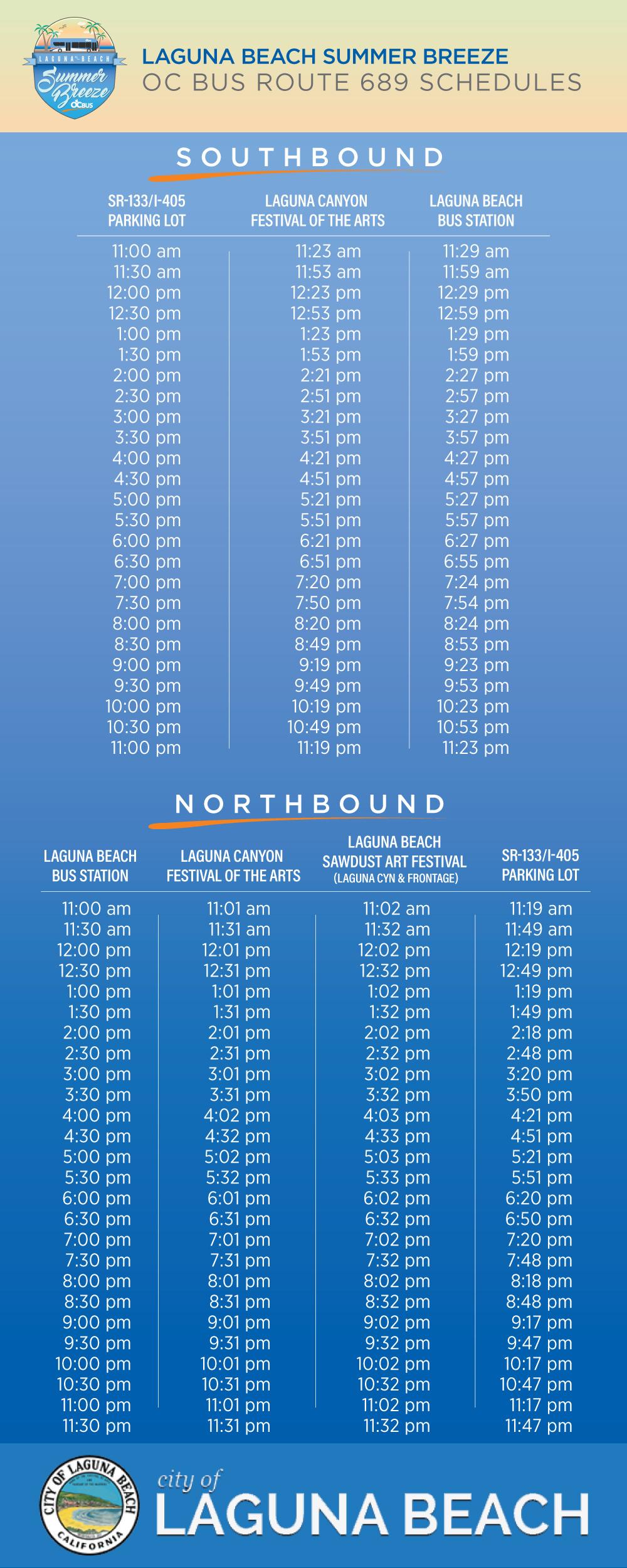 Laguna Beach Summer Breeze Intended For Laguna Beach High School Calendar