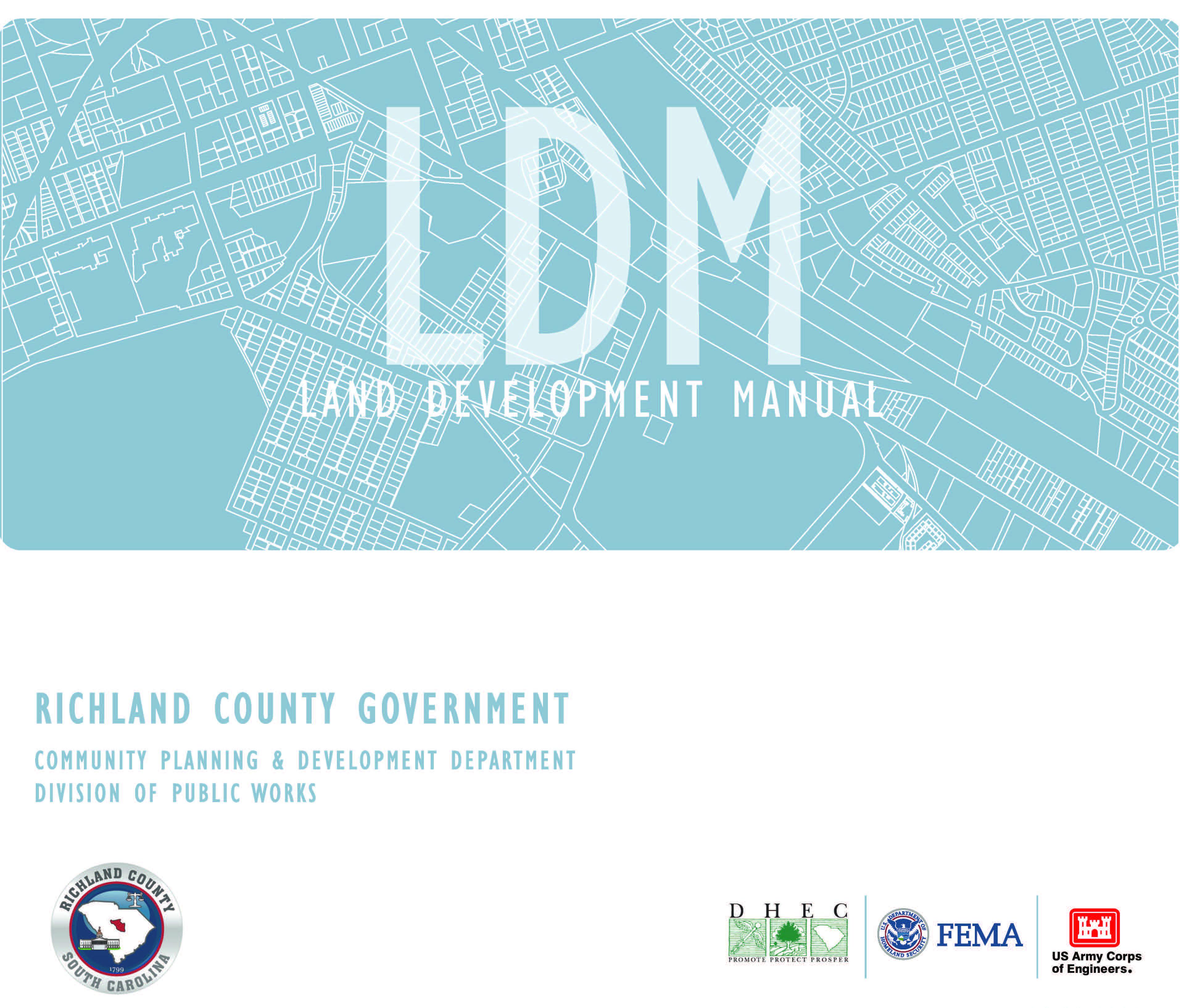 Land Development Manual Regarding Richland County Family Court Calendar
