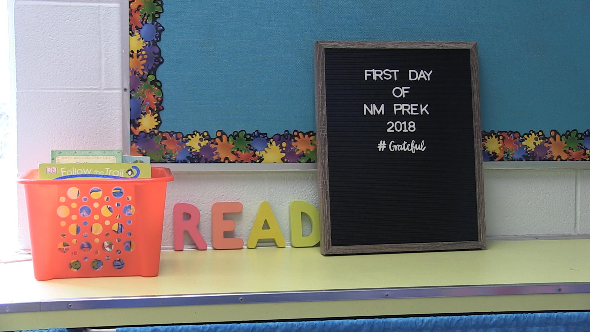 Las Cruces Public Schools Adds New Prek Classes | Krwg In Las Cruces Public Schools Calendar