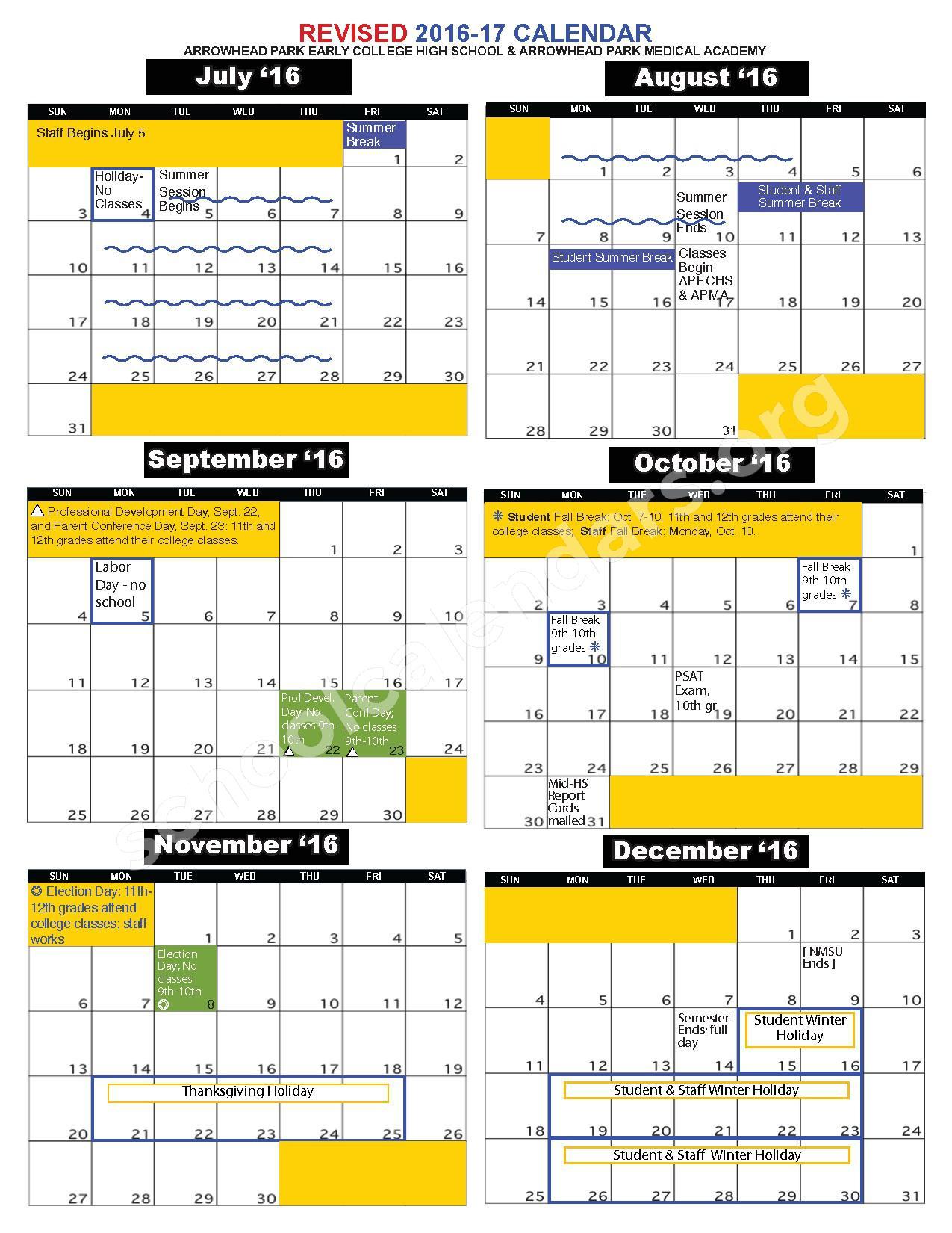 Las Cruces Public Schools Calendars – Las Cruces, Nm within Las Cruces Public Schools Calendar