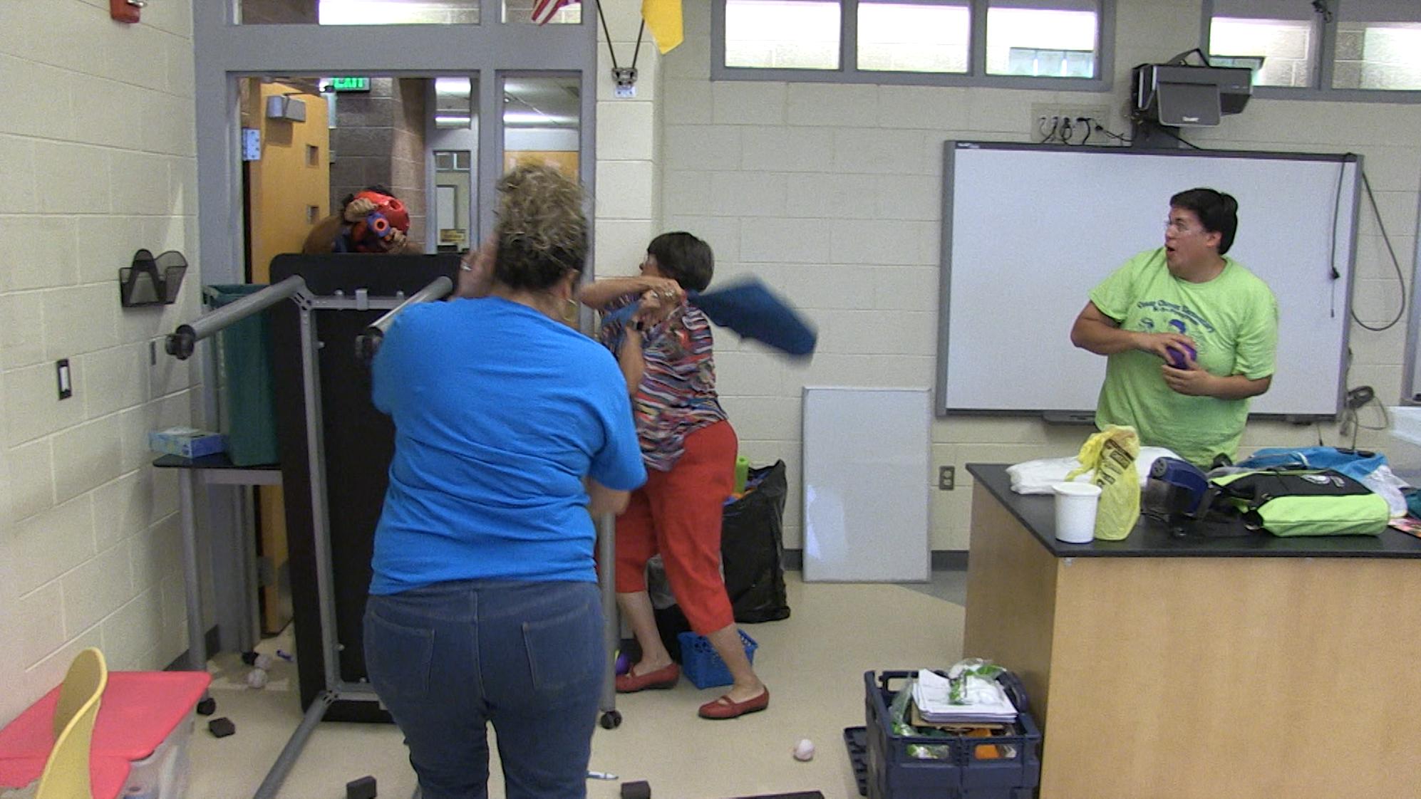 Las Cruces Public Schools Teachers Train For Active Shooter Within Las Cruces Ps Calendar
