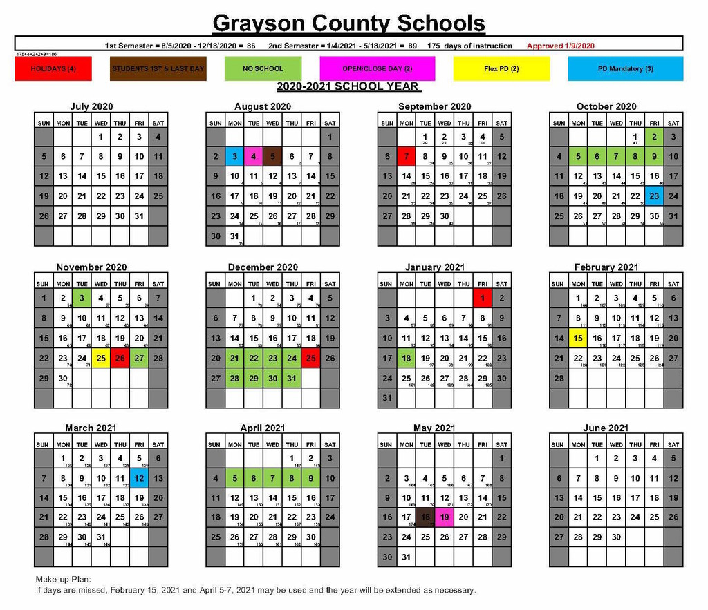 Lawler Elementary With Madison County Ky School Calender