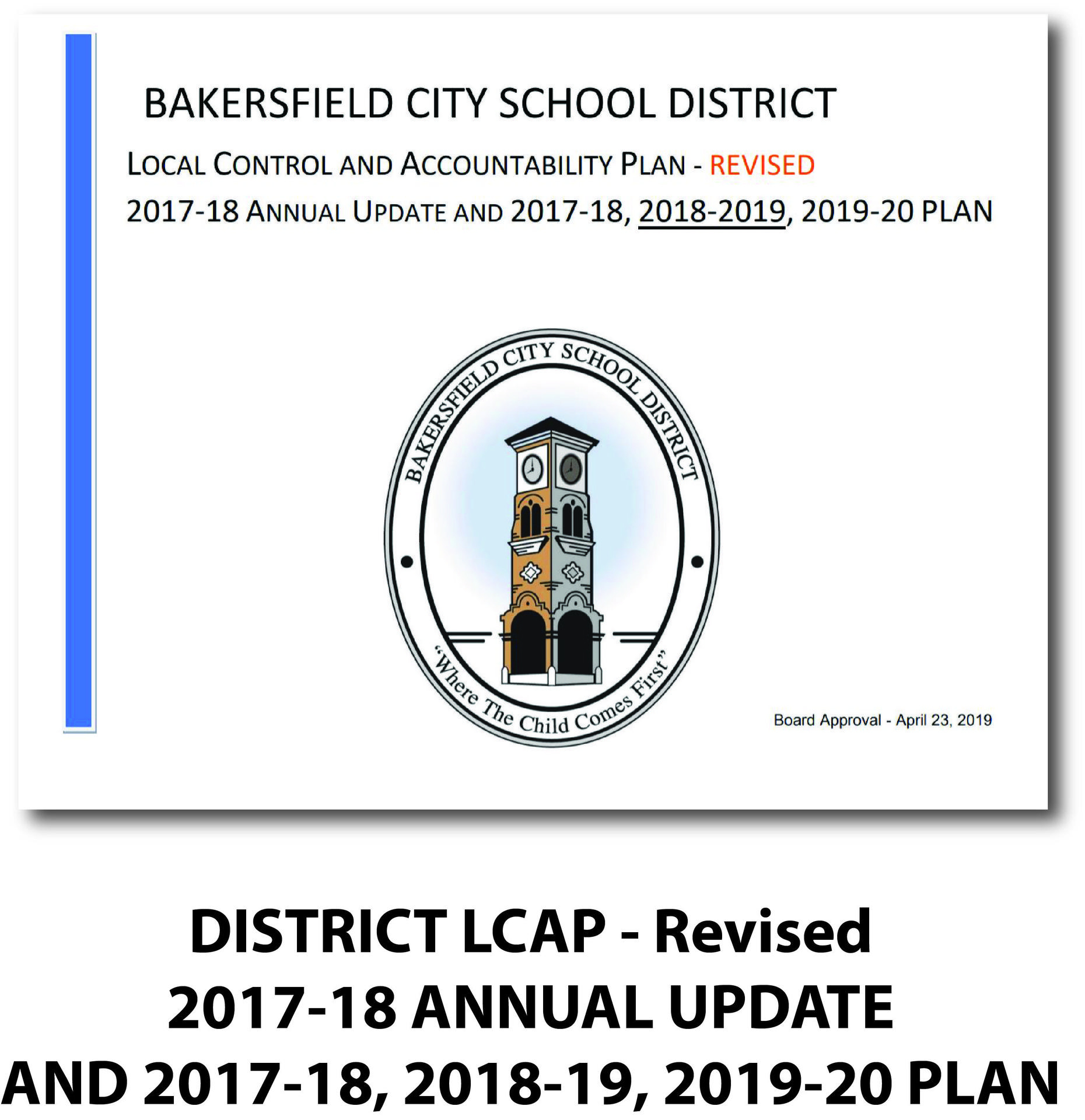 Lcap – Lcap – Bakersfield City School District Within Bakersfield City School District Calender