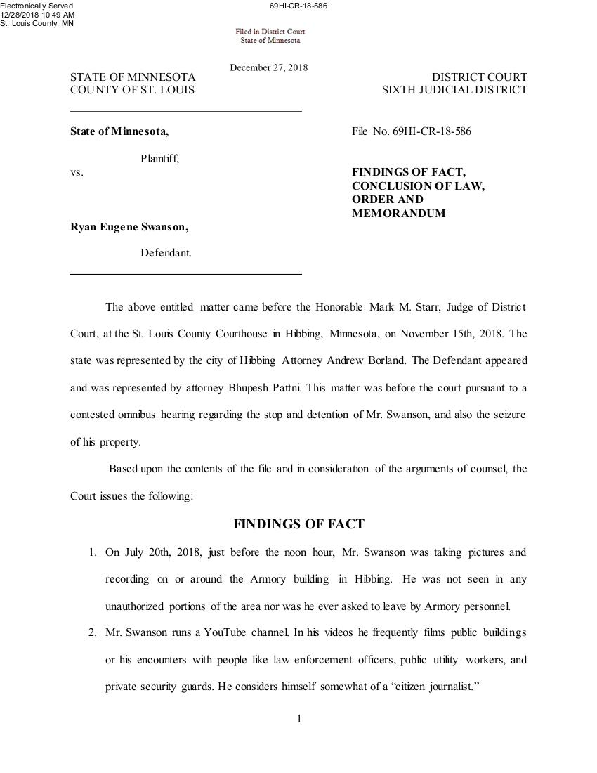 Lion News: Update: Nemmers' Audio Recordings Force Corrupt In Sixth Judicial Circuit Calander St.louis County Hibbingmn