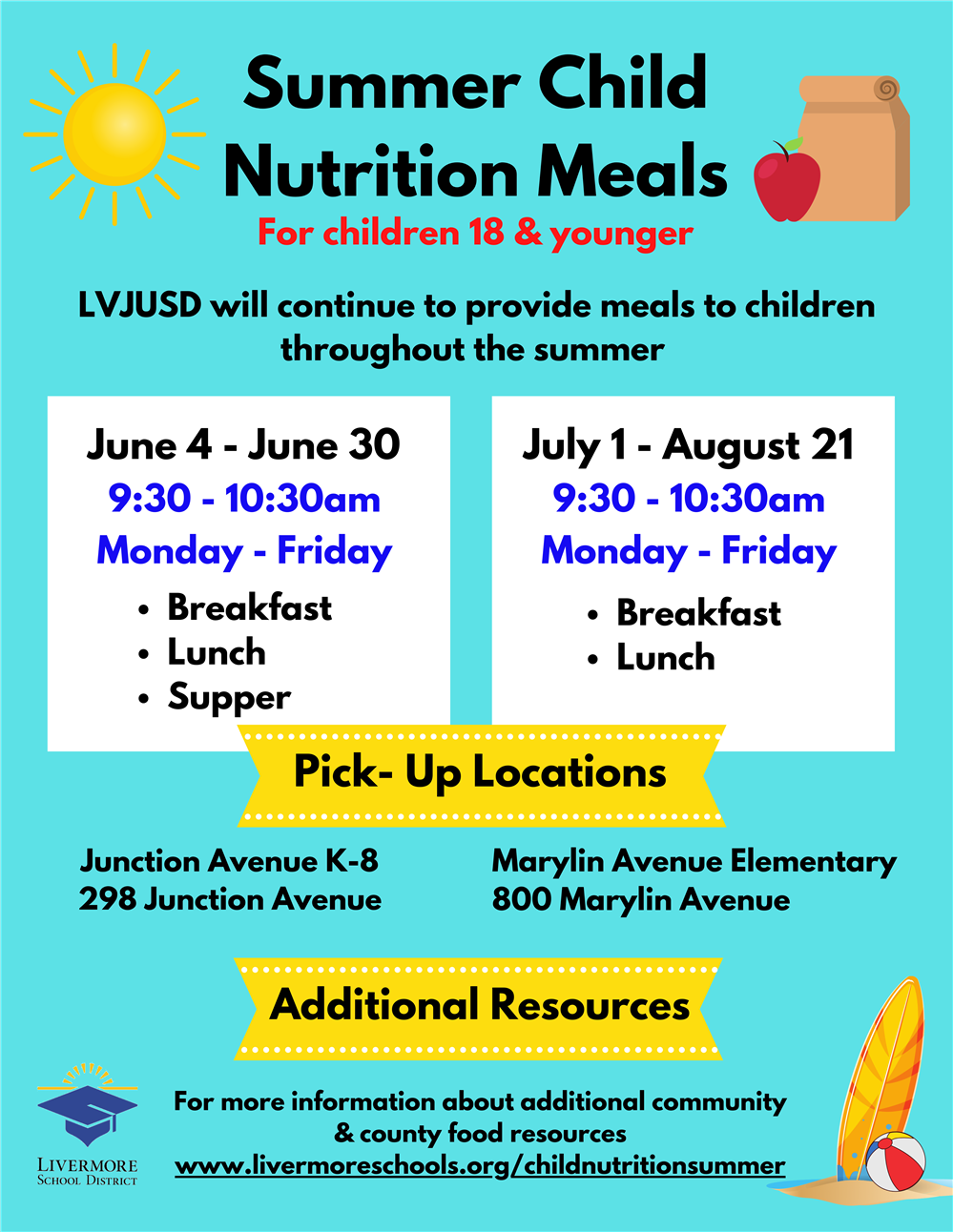 Livermore Valley Joint Unified School District / Livermore With Regard To Livermore School District Calander