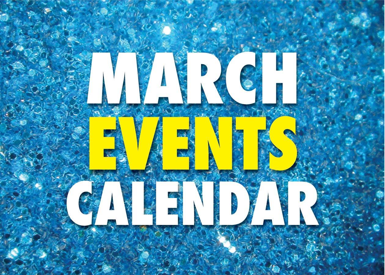 March 2020 Event Calendar Southwest Florida - Happenings With Calendar For Naples Florida
