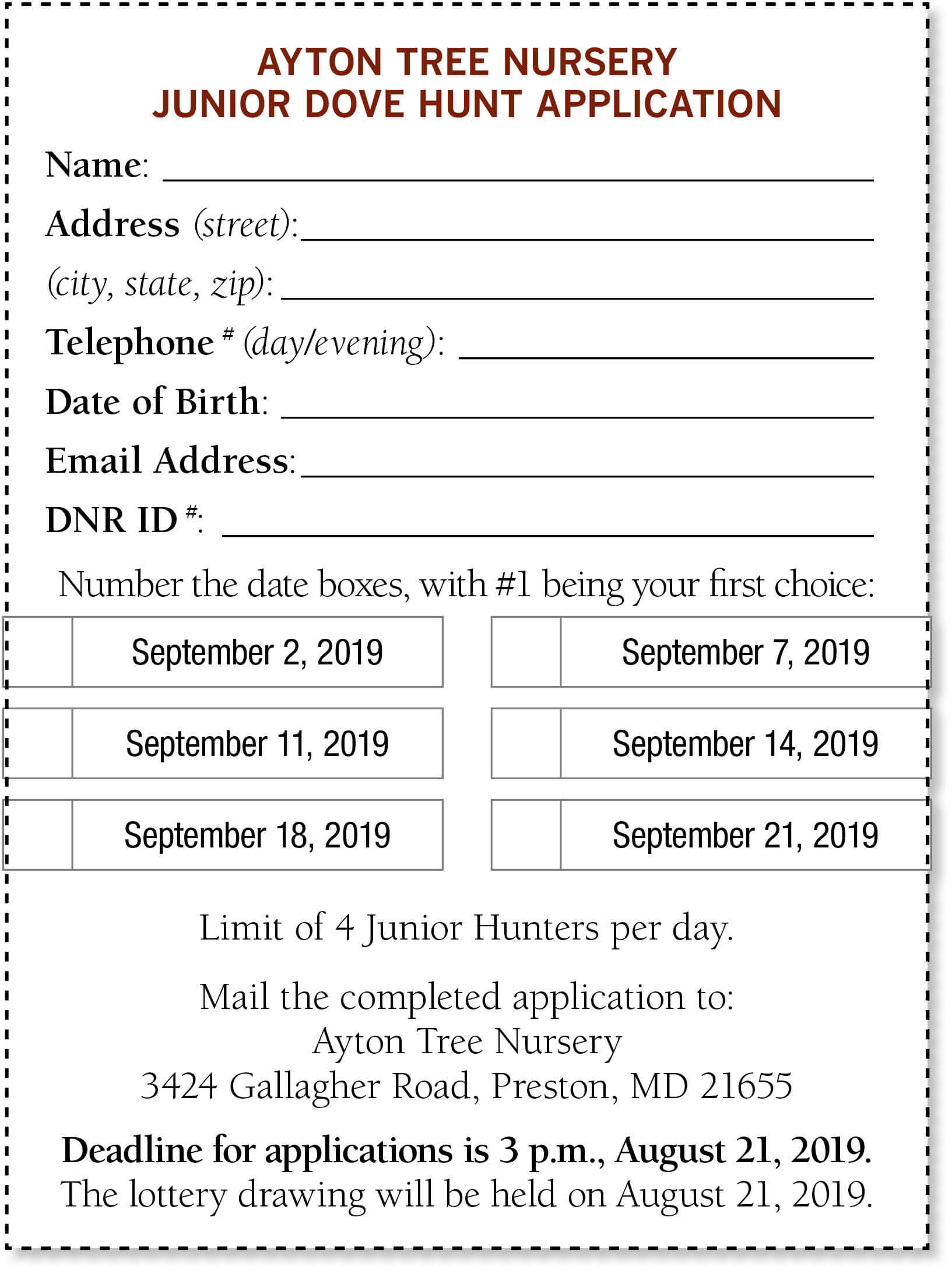 Migratory Game Bird Seasons & Limits | Maryland Hunting inside Maryland Hunting Calendar 2021