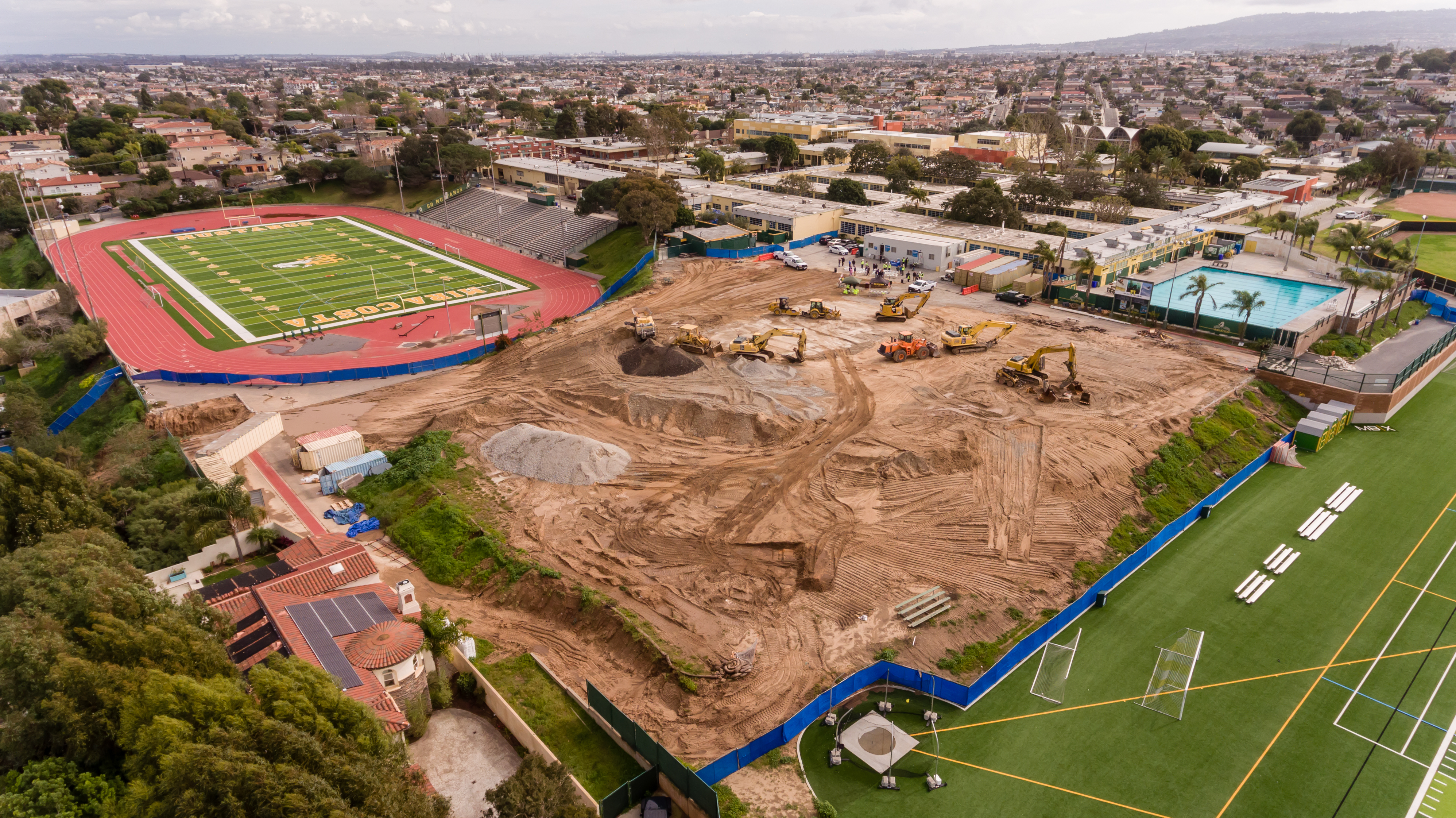Mira Costa High School Breaks Ground On $38 Million Athletic Pertaining To Mira Costa High School Calendar 2020