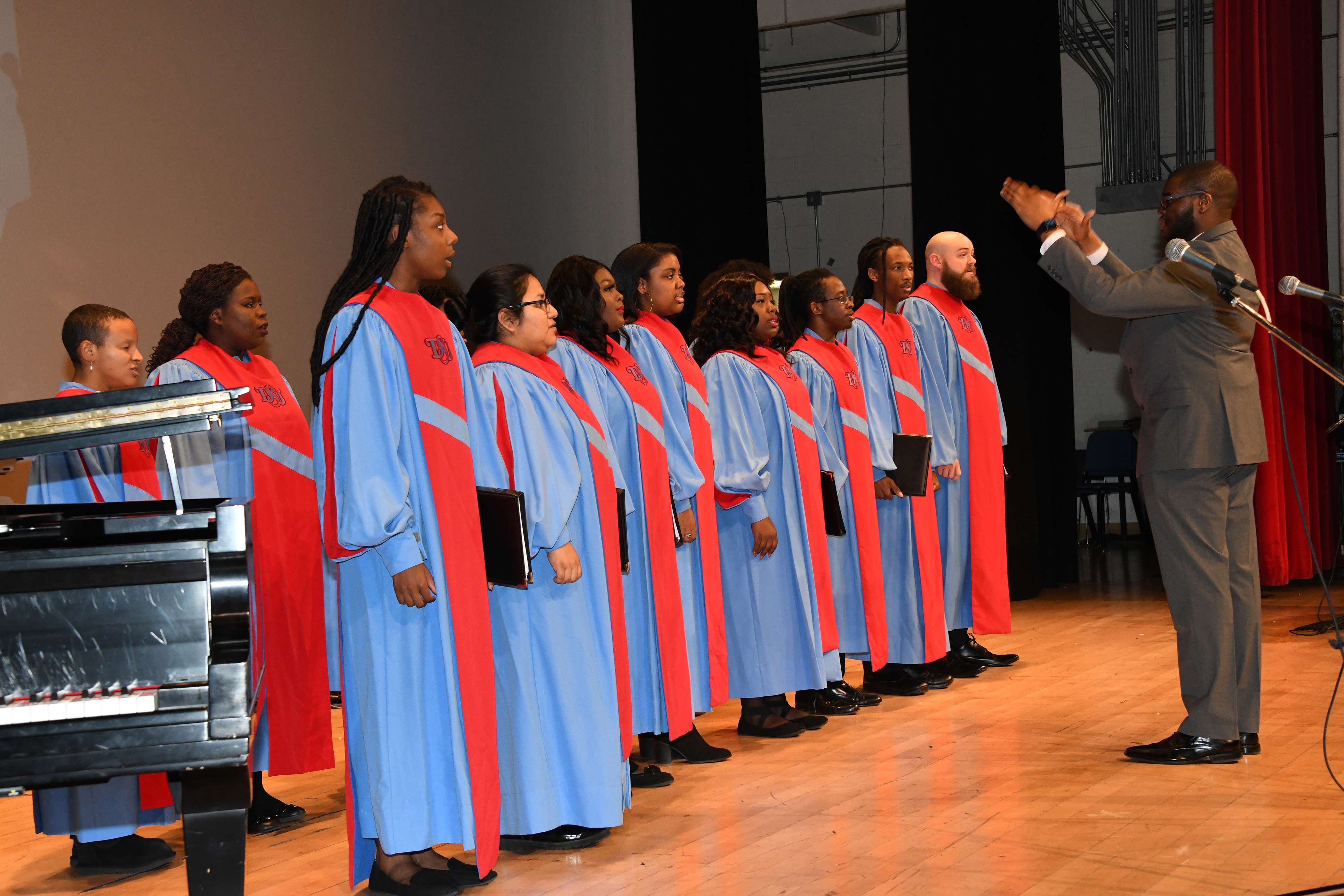 Mlk Day At The University   Delaware State University Throughout Delaware State University Holiday Schedule