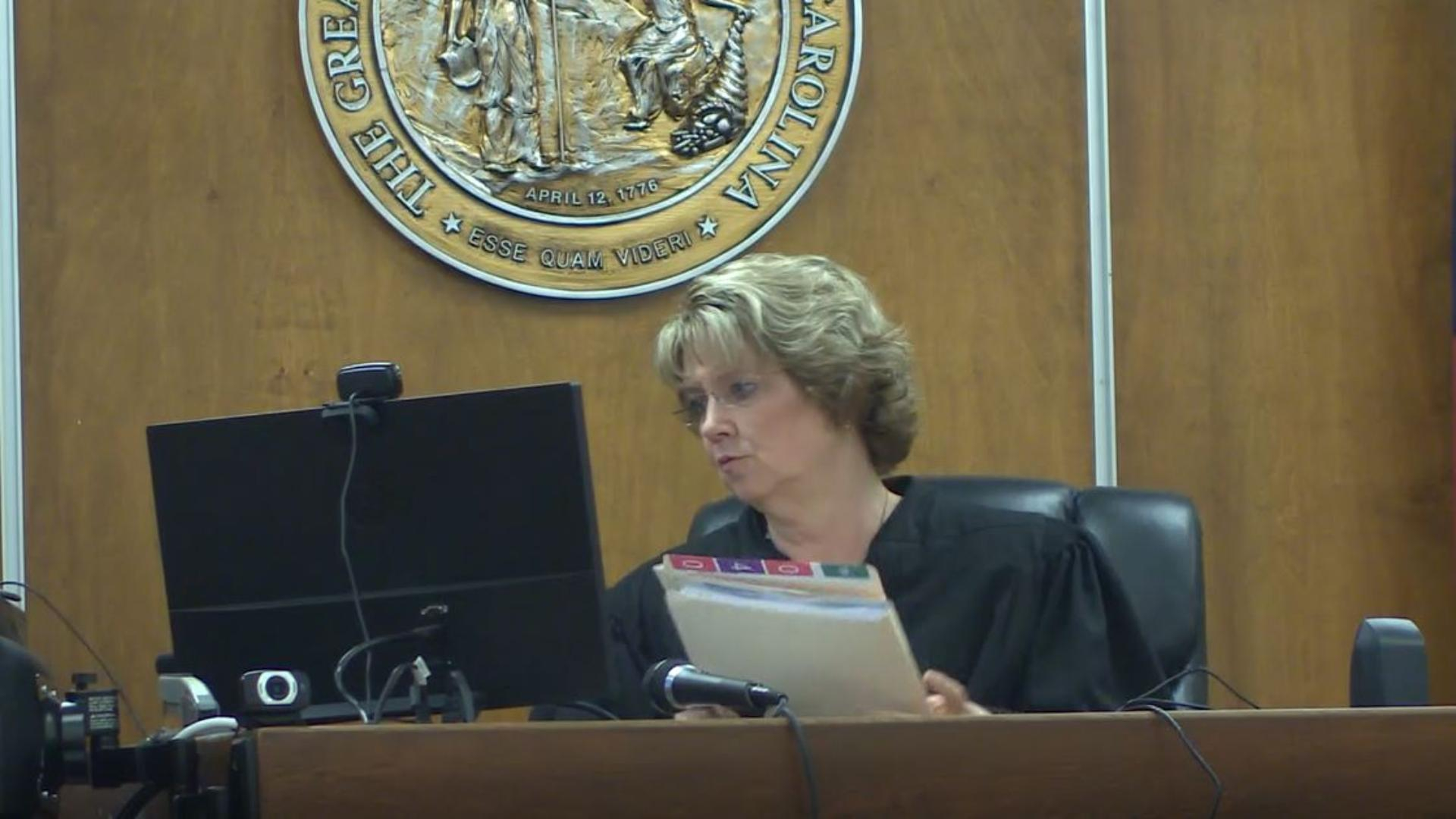New 4Th Judicial District Chief District Court Judge Is Regarding Onslow County Distric Courts Schedule