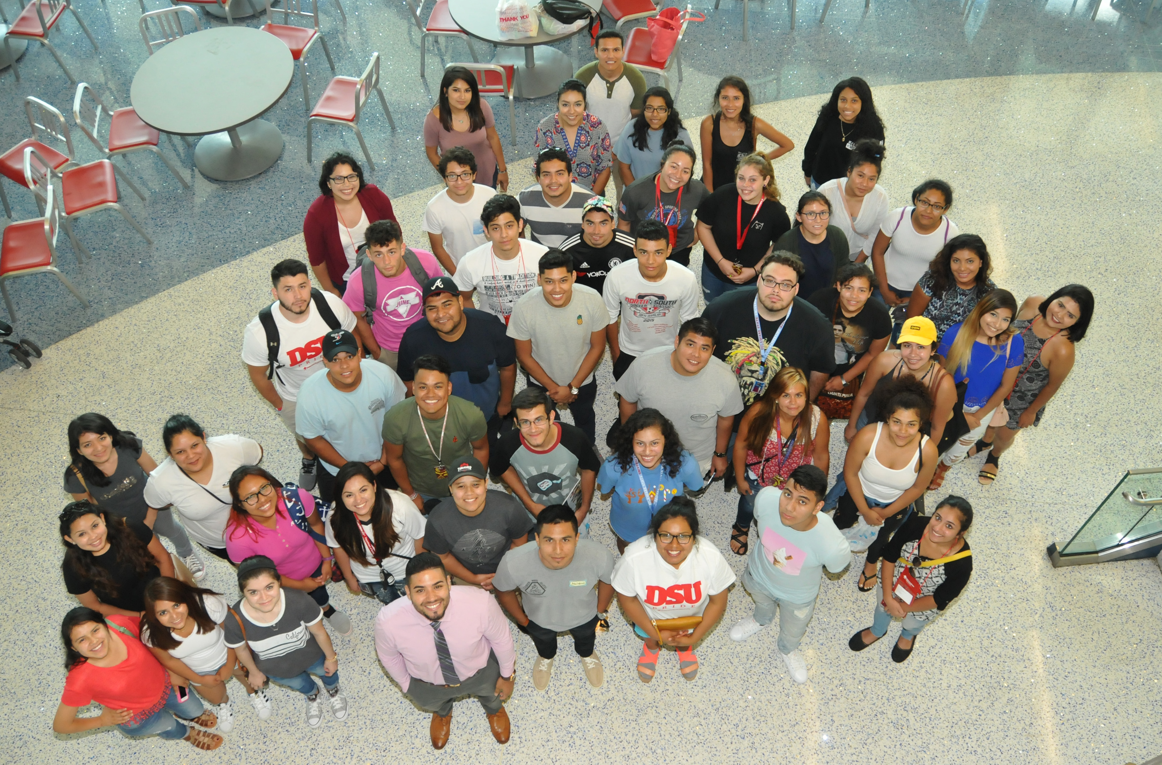New Dreamers Group Begins Academic Journey At Dsu | Delaware With Delaware State University Dreamers