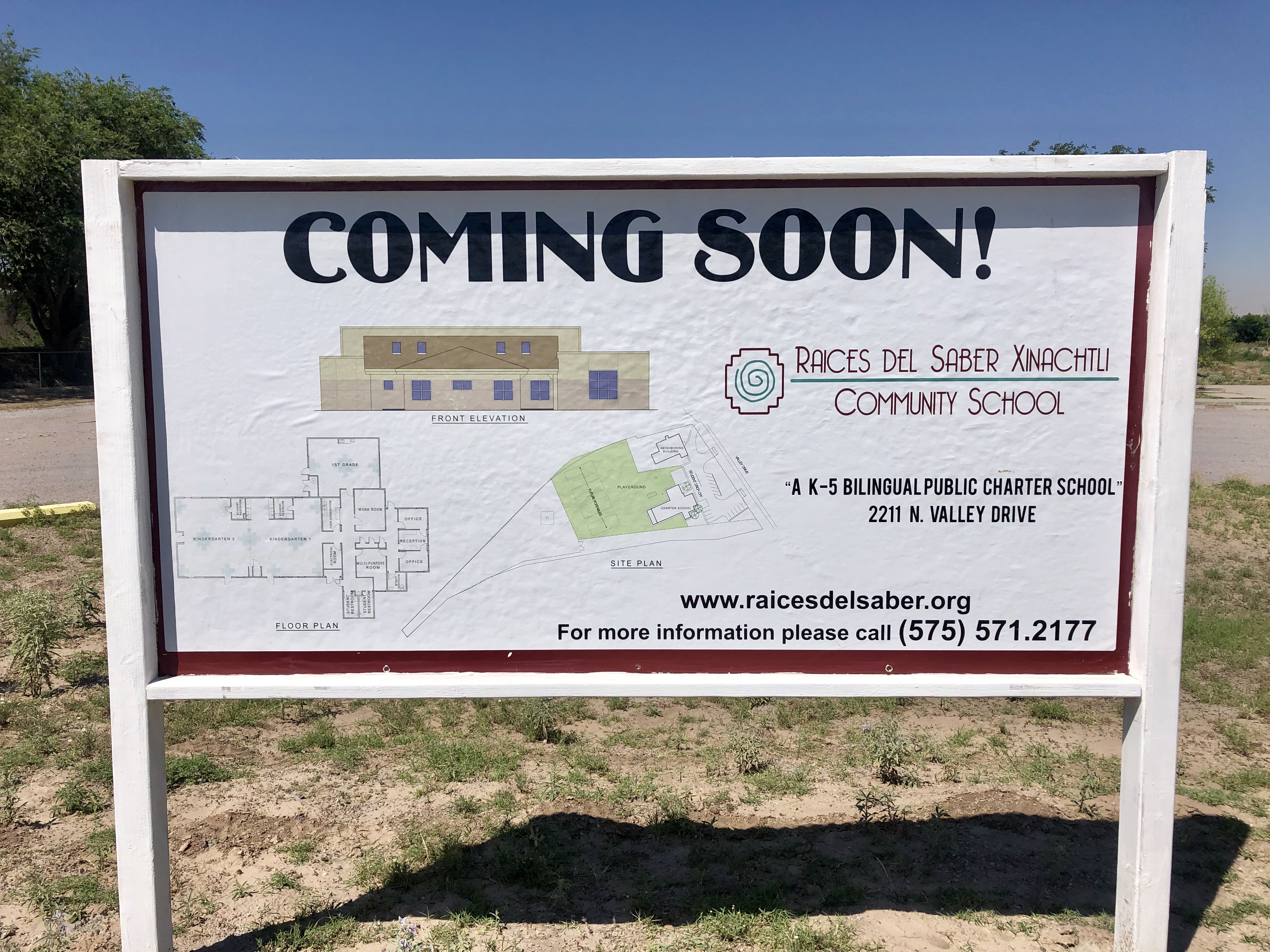 New Dual Language Charter School Set To Open In Las Cruces Pertaining To Las Cruces Ps Calendar