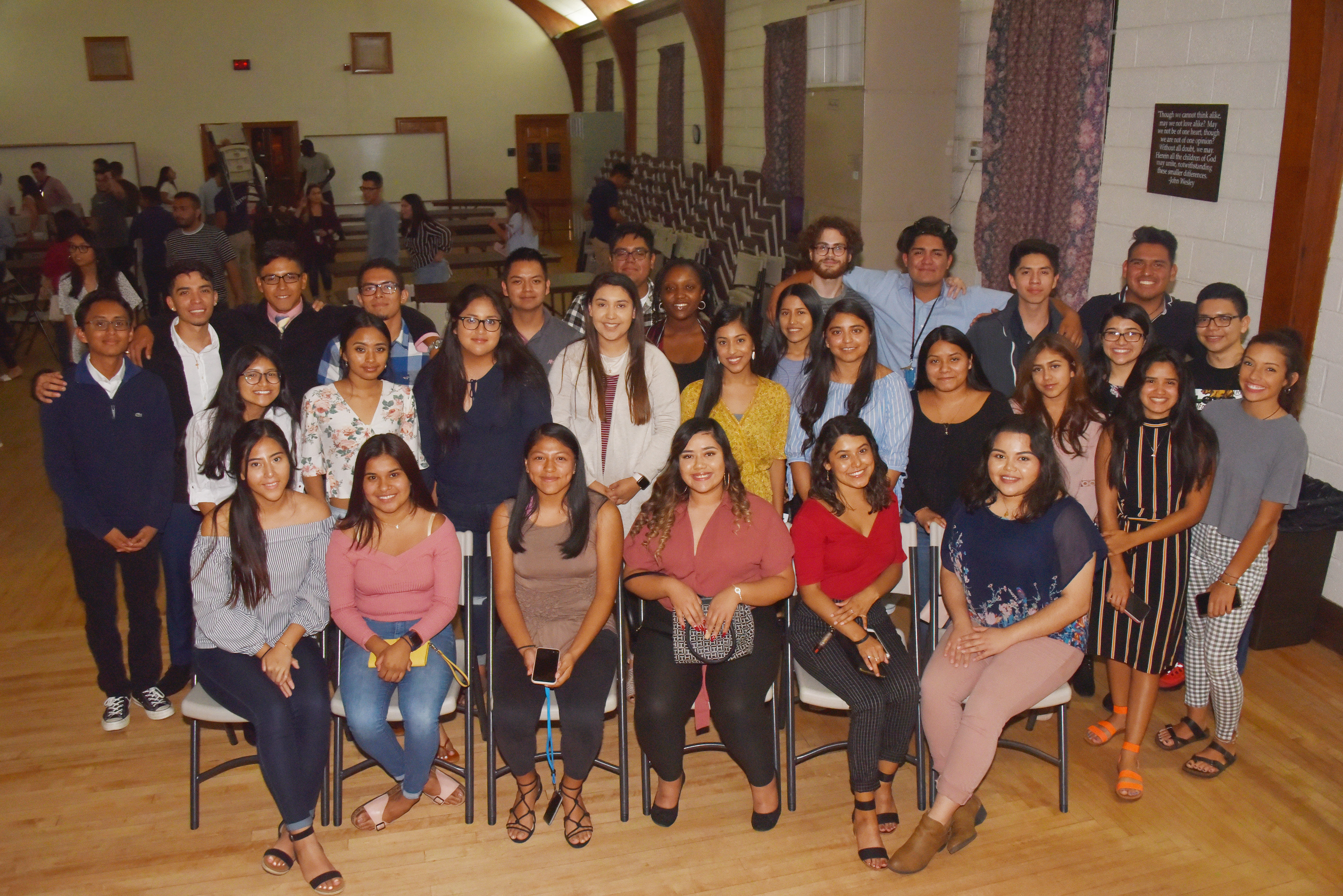 Newest Class Of Dreamers Arrives | Delaware State University Intended For Delaware State University Dreamers