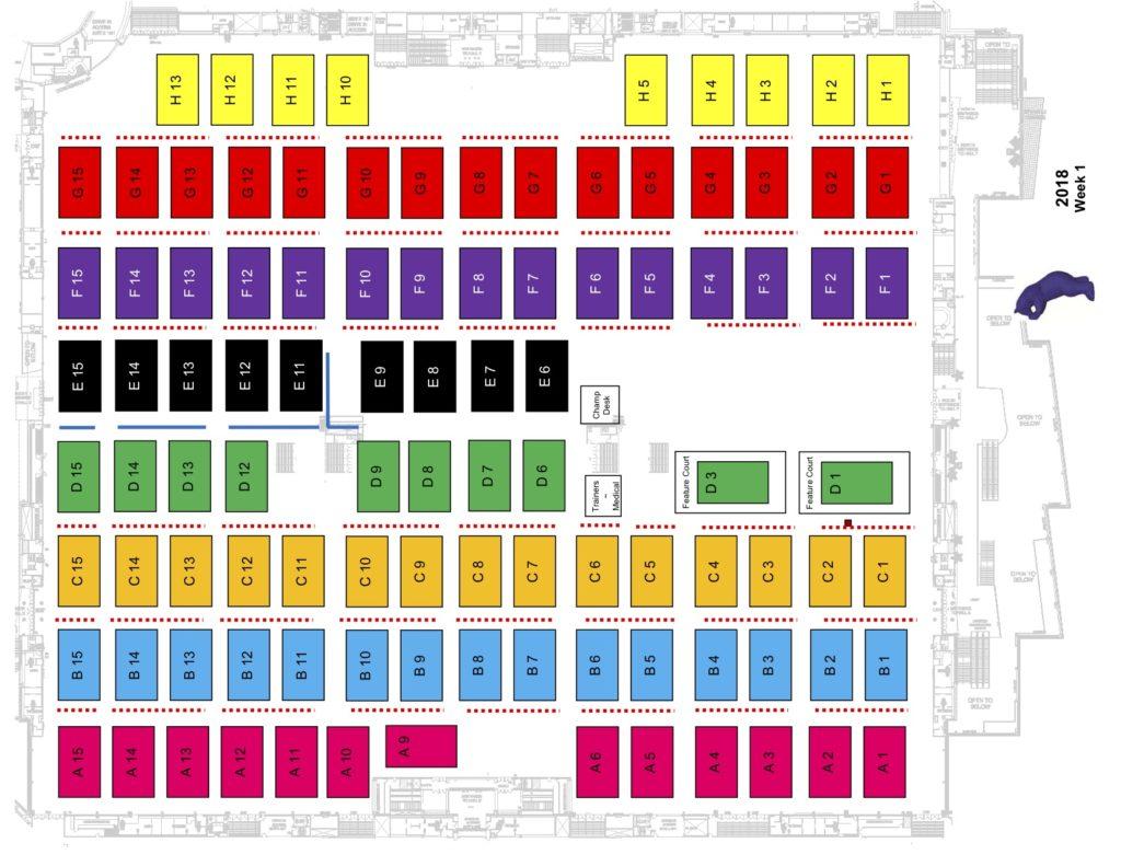 News Regarding San Jose Conventions Center Calendar