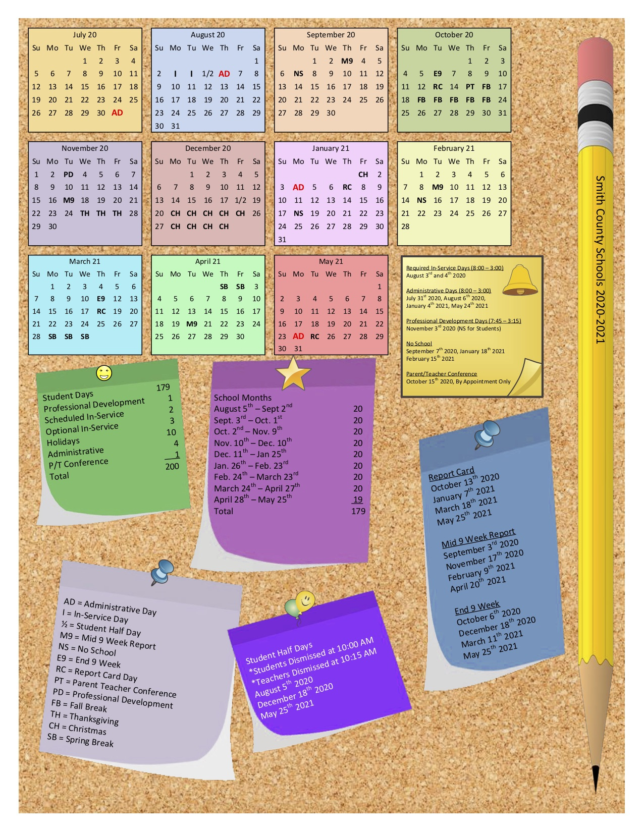 News | Smith County Insider Inside Davidson County Tn School Calendar 2021