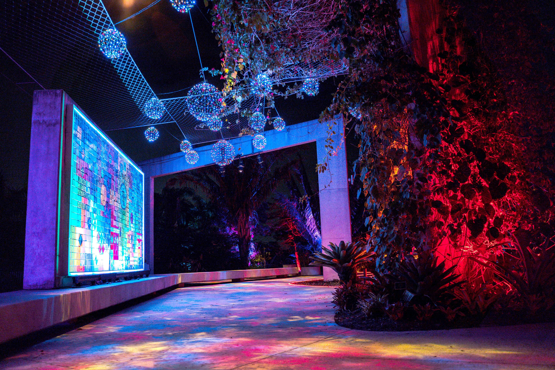 Night Lights In The Garden | Naples Botanical Garden Regarding Naples Florida Activities Calendar