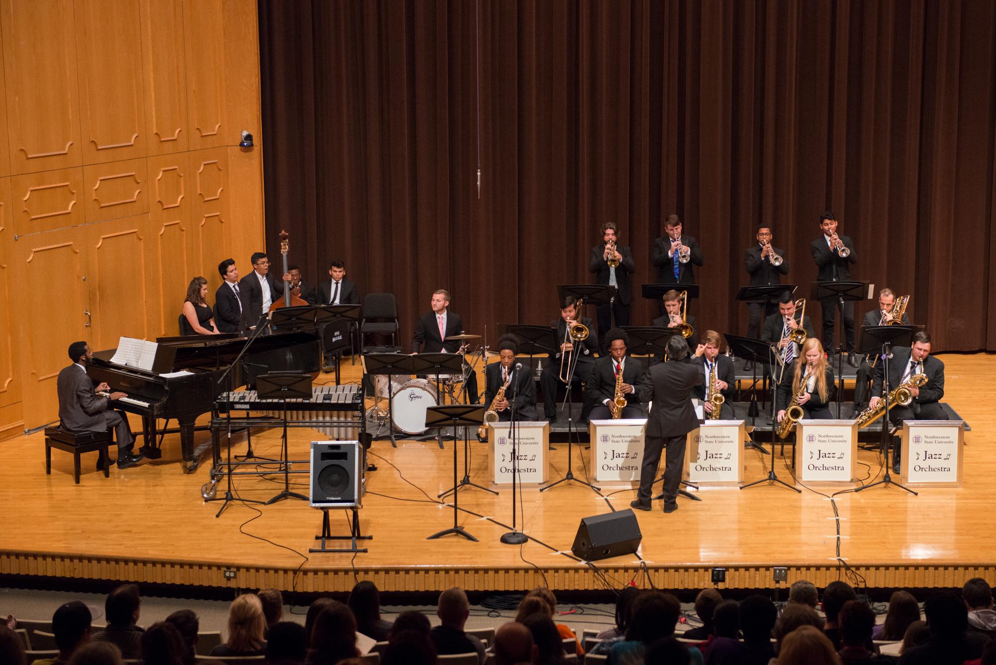 Nsu Jazz Orchestra To Perform Oct. 2 – Northwestern State Pertaining To Grambling State University Orchestra Calendar