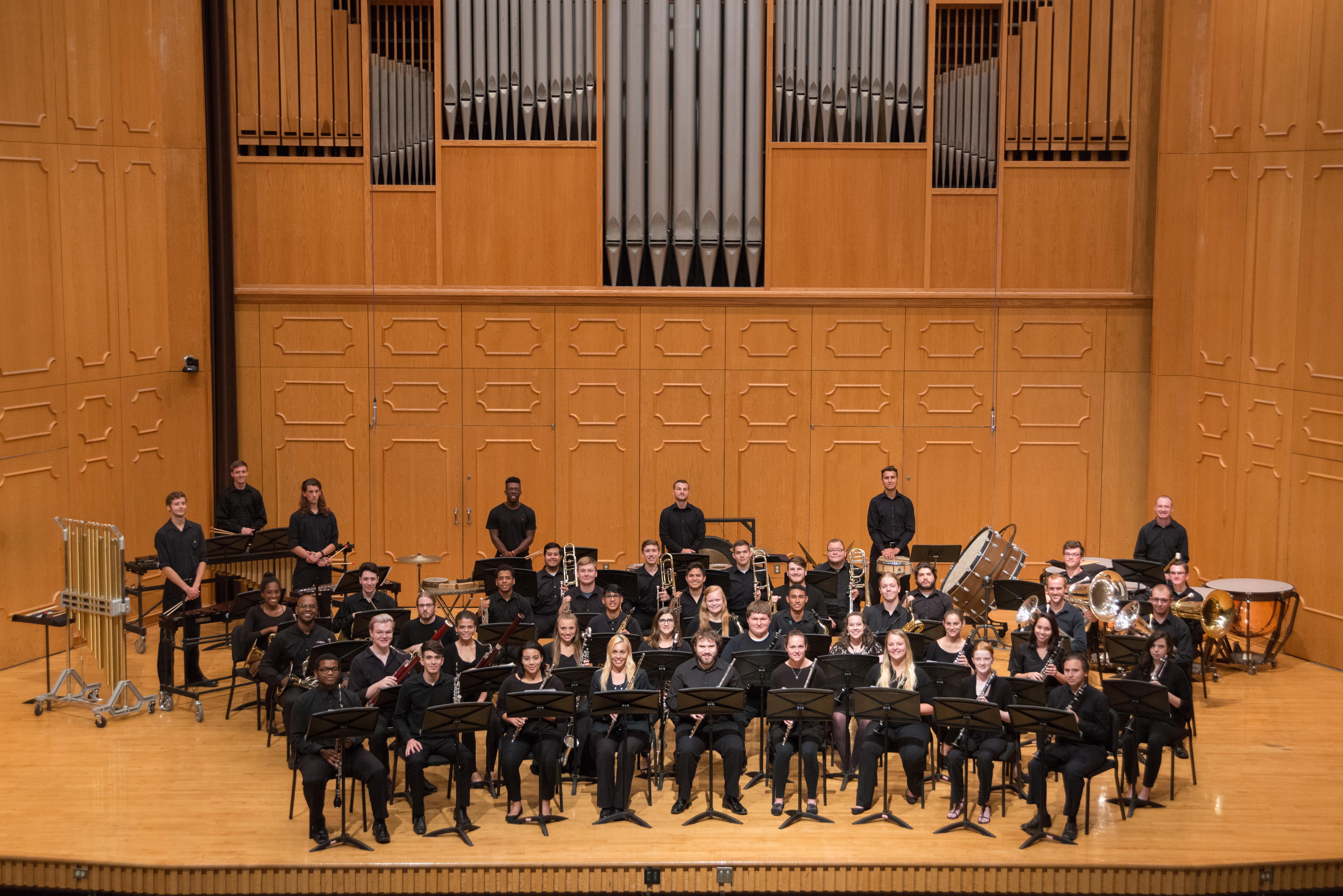 Nsu Wind Symphony To Perform Thursday – Northwestern State Inside Grambling State University Orchestra Calendar