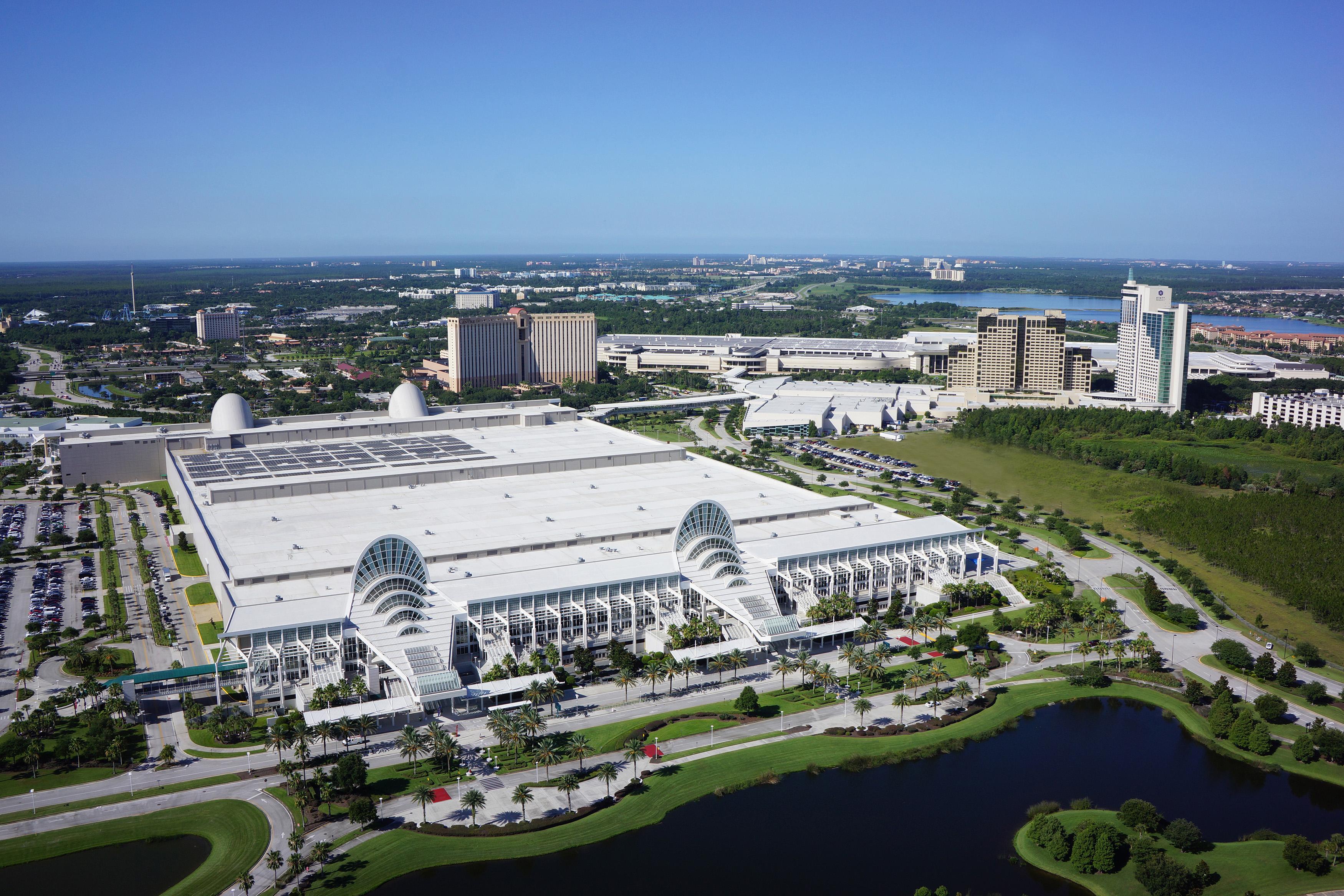 Occc Celebrates 35Th Anniversary - Blog   Orange County Inside Orlando Convention Center Schedule