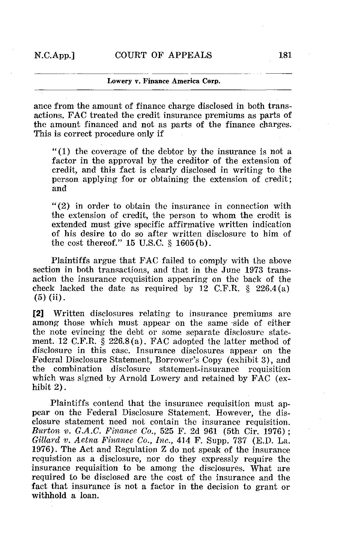 Page 209 - North Carolina Court Reports - North Carolina Pertaining To North Carolina Court Date By Name