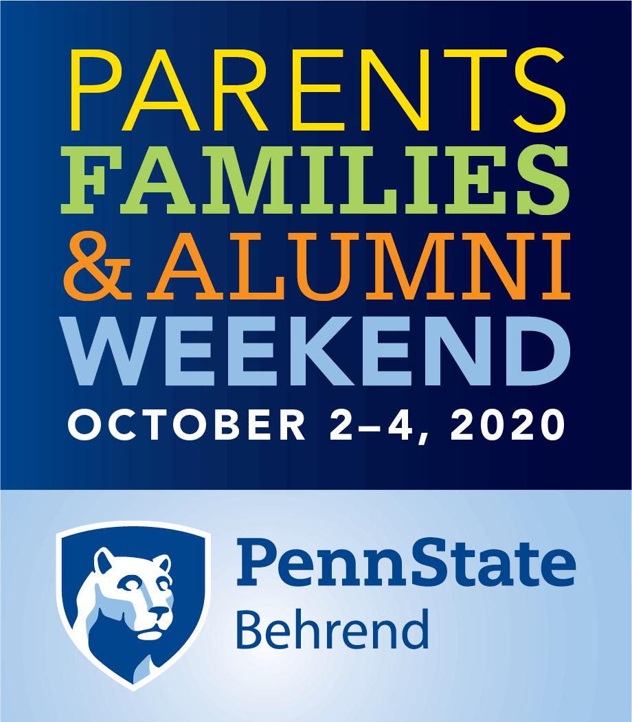 Parents, Families & Alumni Weekend   Penn State Behrend With Behrend School Calendar