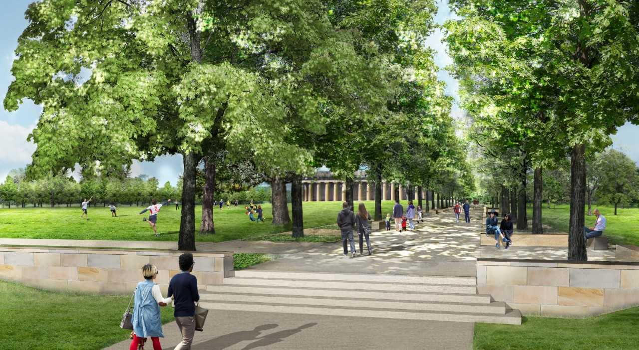 Park Renovations To Help With Increase In Visitors Intended For Centennial Park Nashville Events Calendar