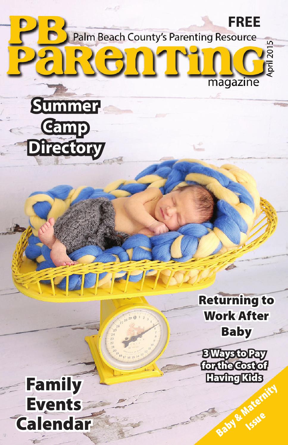 Pb Parenting April 2015 Issuepb Parenting – Issuu Pertaining To Palm Beach County Spring Break 2015