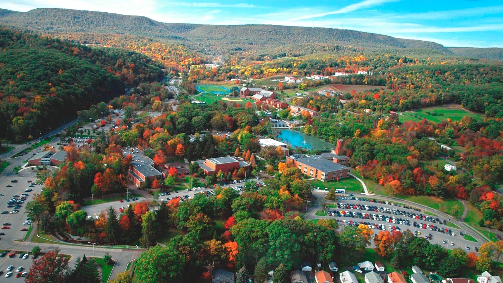 Pennsylvania State University Penn State Altoona   Cappex With Penn State Altoona School Calendar