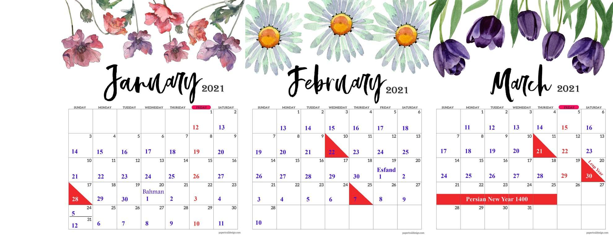 Persian Calendar, A Solar Hijri Calendar  Julian Dates And Intended For Julian Vs Gregorian Calendar 2021