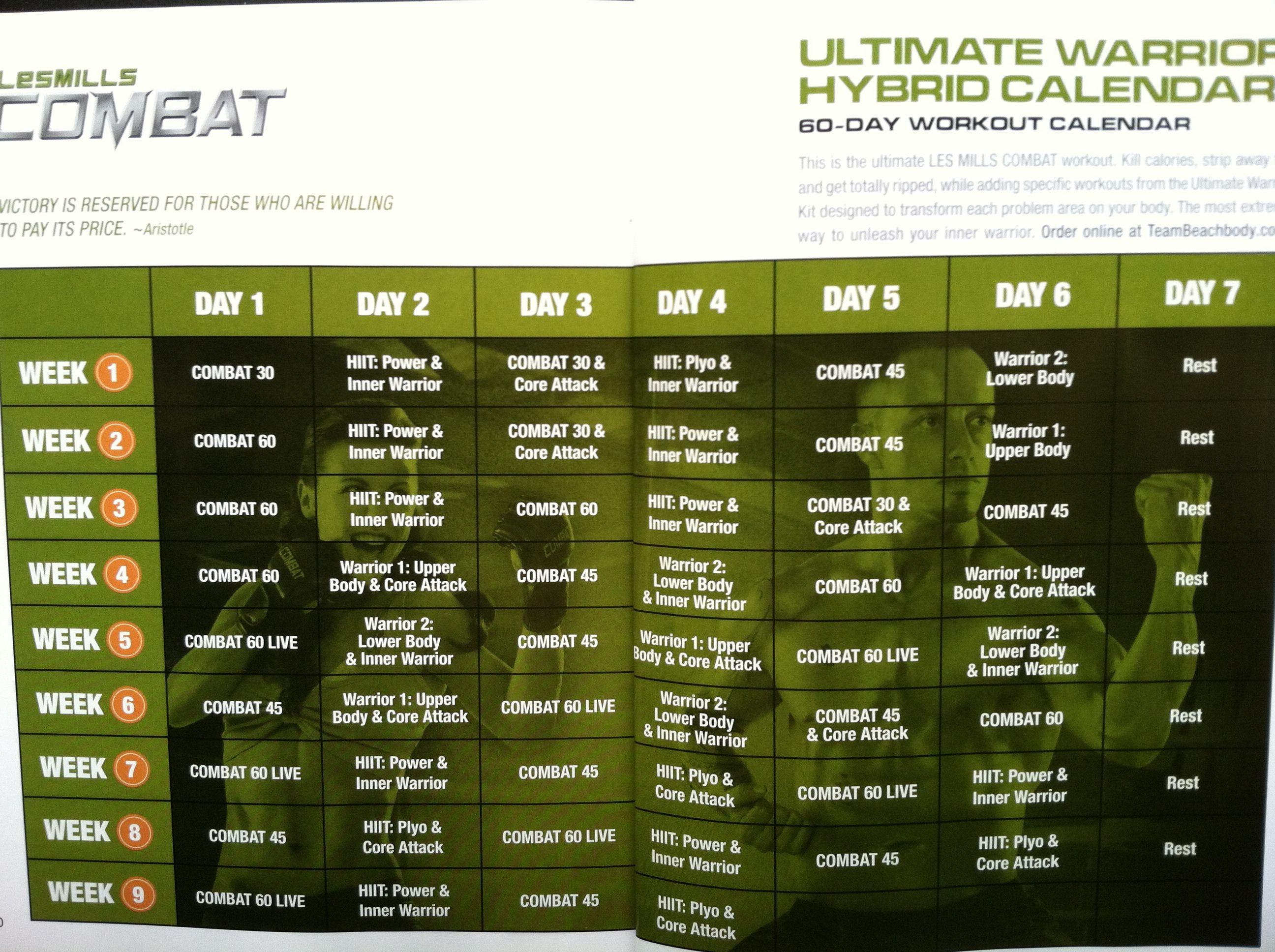 Photo 2,592×1,936 Pixels   Les Mills Combat, Les Mills Regarding Body Combat Workout Schedule