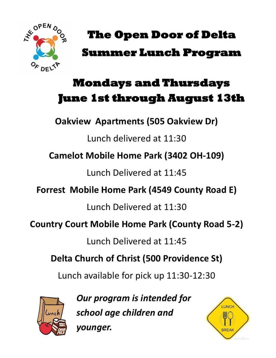 Pike Delta York Local School District Throughout University Of Findlay Academic Calendar 2021