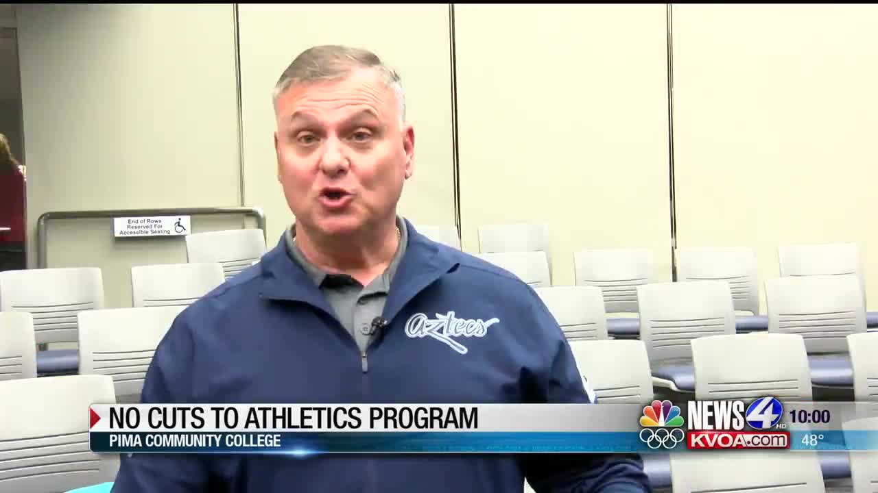 Pima College Athletics Program Saved From Additional Cuts Regarding When Is Spring Break For Pima College