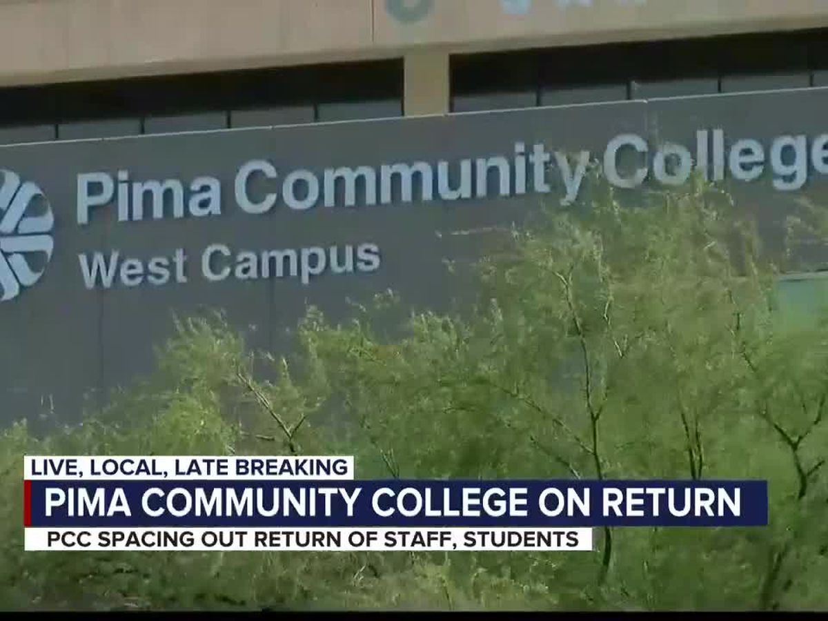 Pima Community College Prepares To Bring Some Staff Back To Inside When Is Spring Break For Pima College
