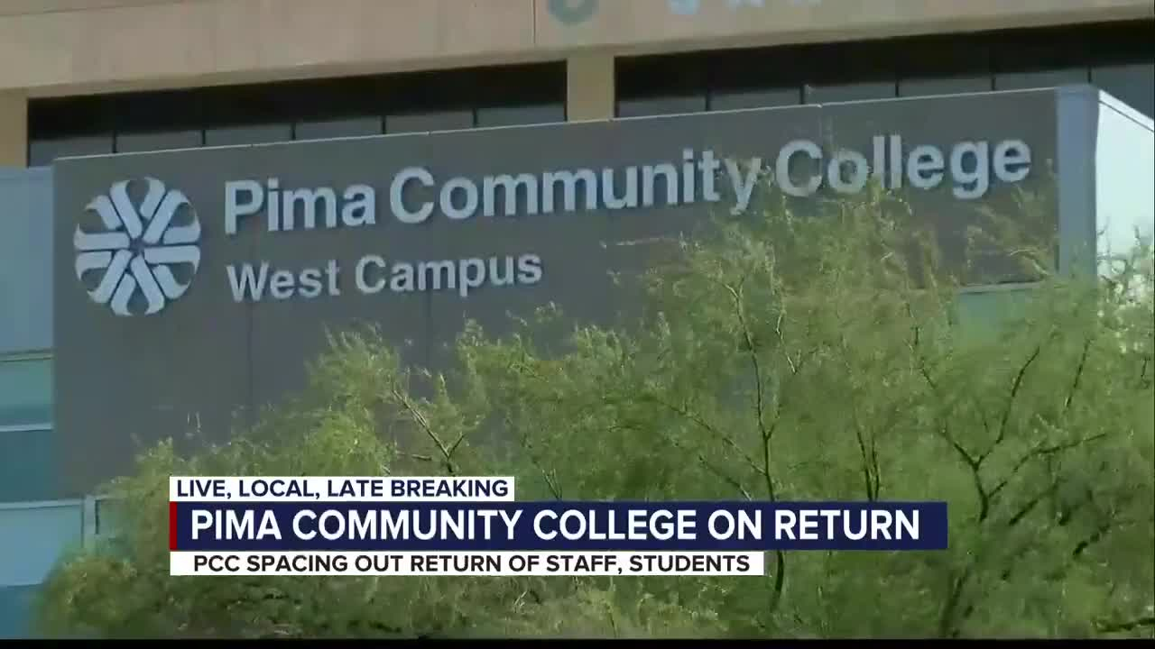 Pima Community College Prepares To Bring Some Staff Back To Within When Is Spring Break For Pima College