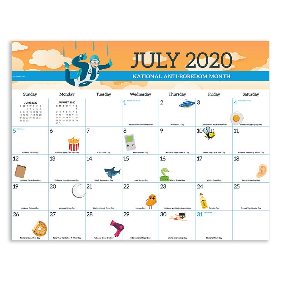 Pin On 2020 2021 Academic Planners & Desk Pads Inside Everydays A Holiday Calendar