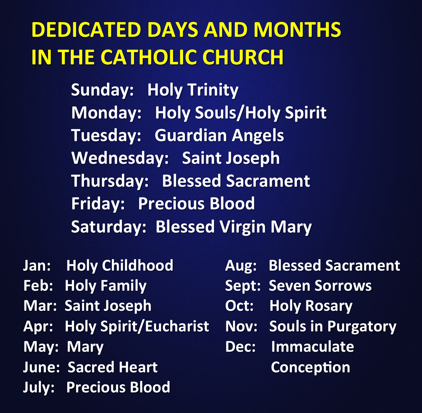 Pin On Christ's One, Holy, Catholic, Apostolic Church Intended For Roman Catholic Saint Days Calendar