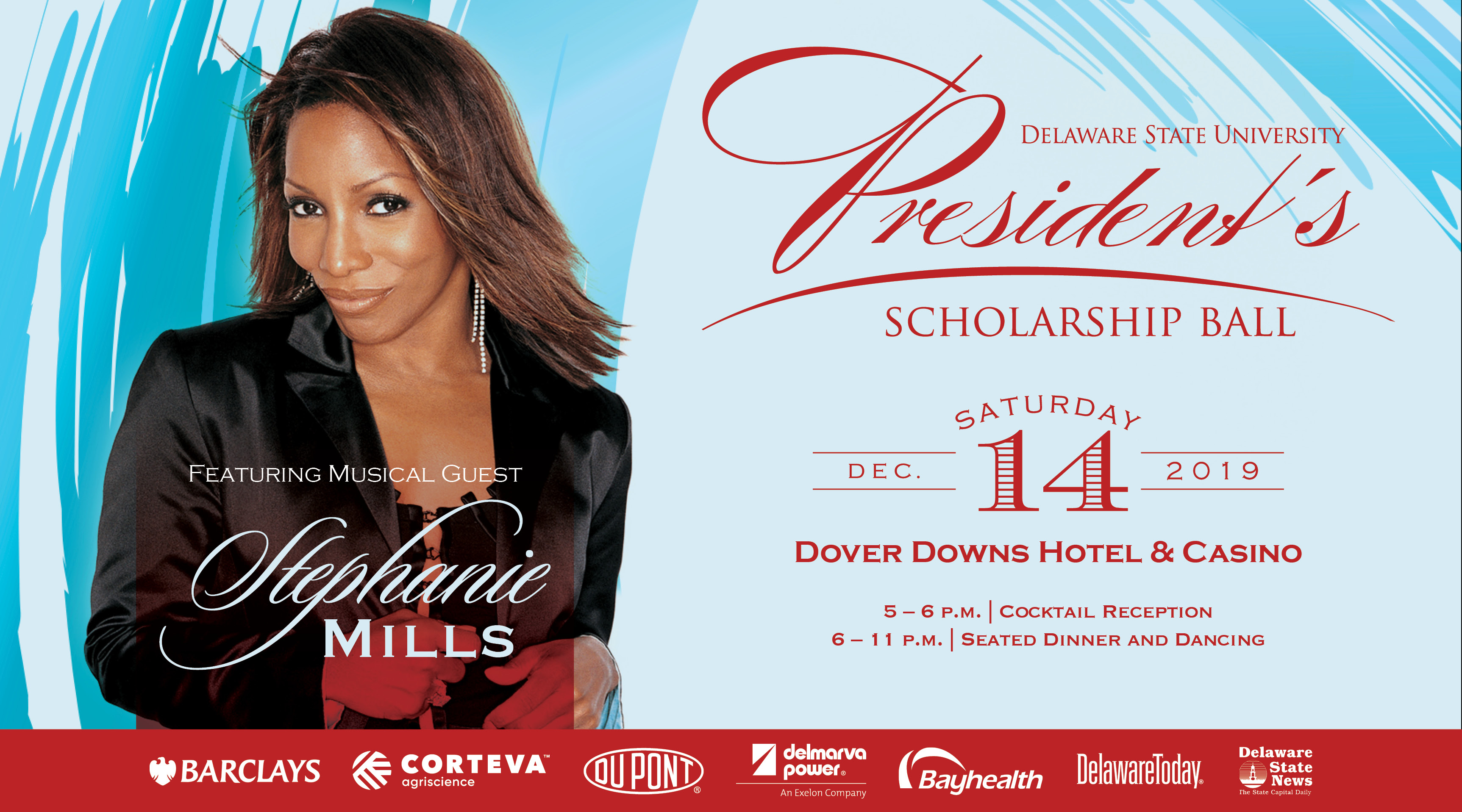 President's Scholarship Ball   Delaware State University Regarding Delaware State University Holiday Schedule