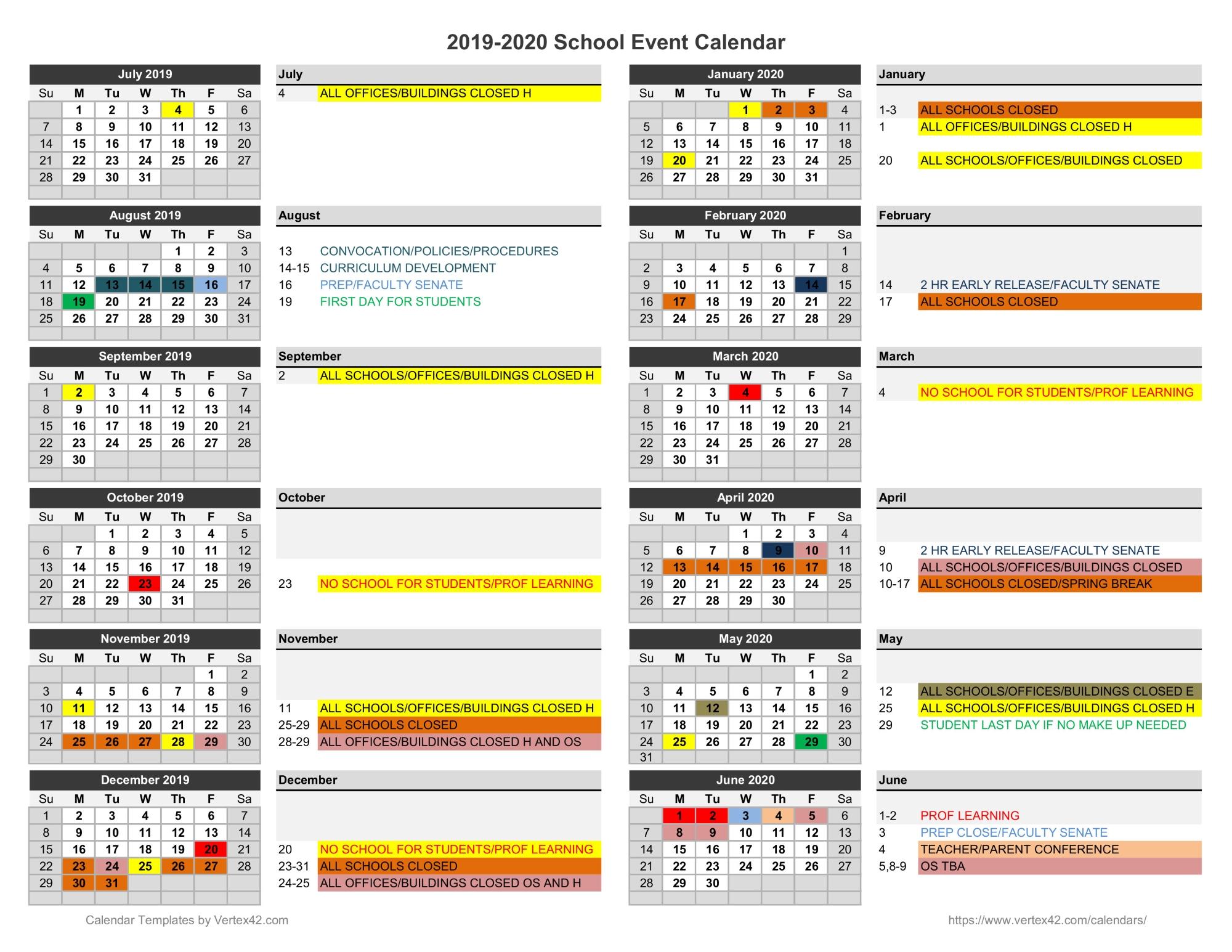 Primary School Holiday List 2019 Bangladesh – School Style Within Jefferson County Colorado Schools Calendar