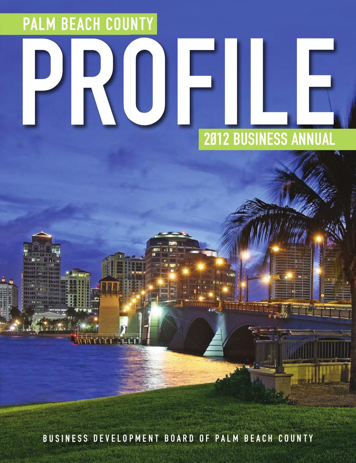 Profile 2012Passport Publications & Media Corporation Intended For Palm Beach County School Calendar 2015/2020