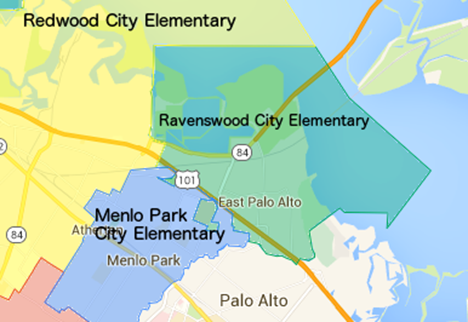 Proposal To Absorb Ravenswood Into Sequoia Draws Reaction In Schedule For Menlo Parkschool District