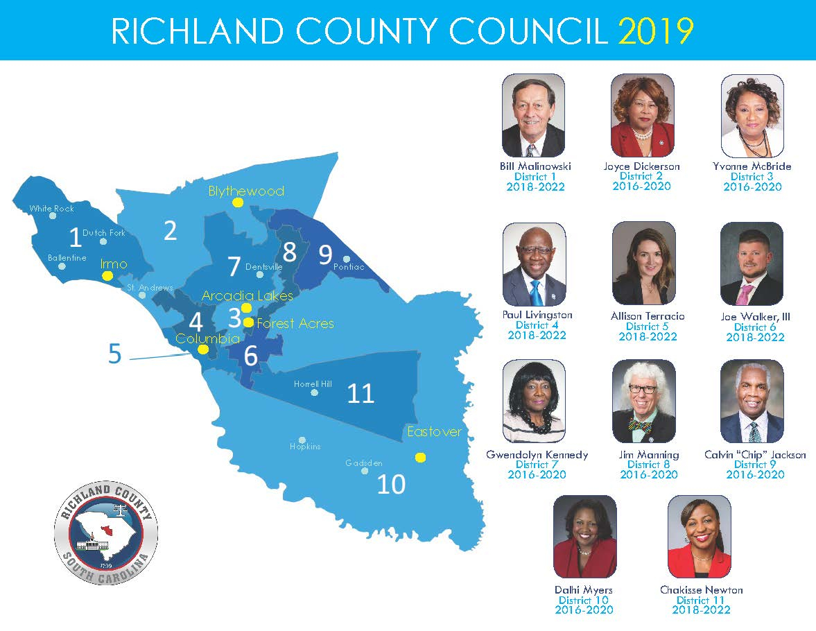 Richland County > Government > County Council > County With Regard To Richland County Family Court Calendar