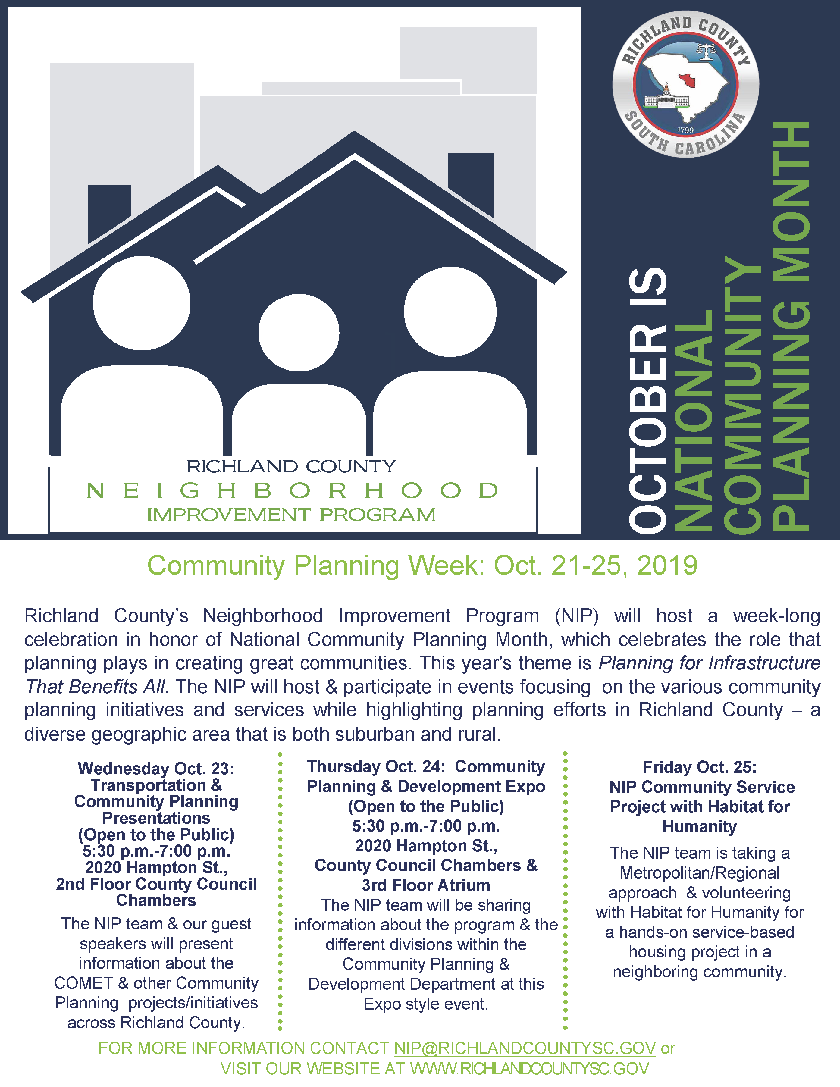 Richland County > Government > Departments > Planning Pertaining To Richland County Family Court Calendar