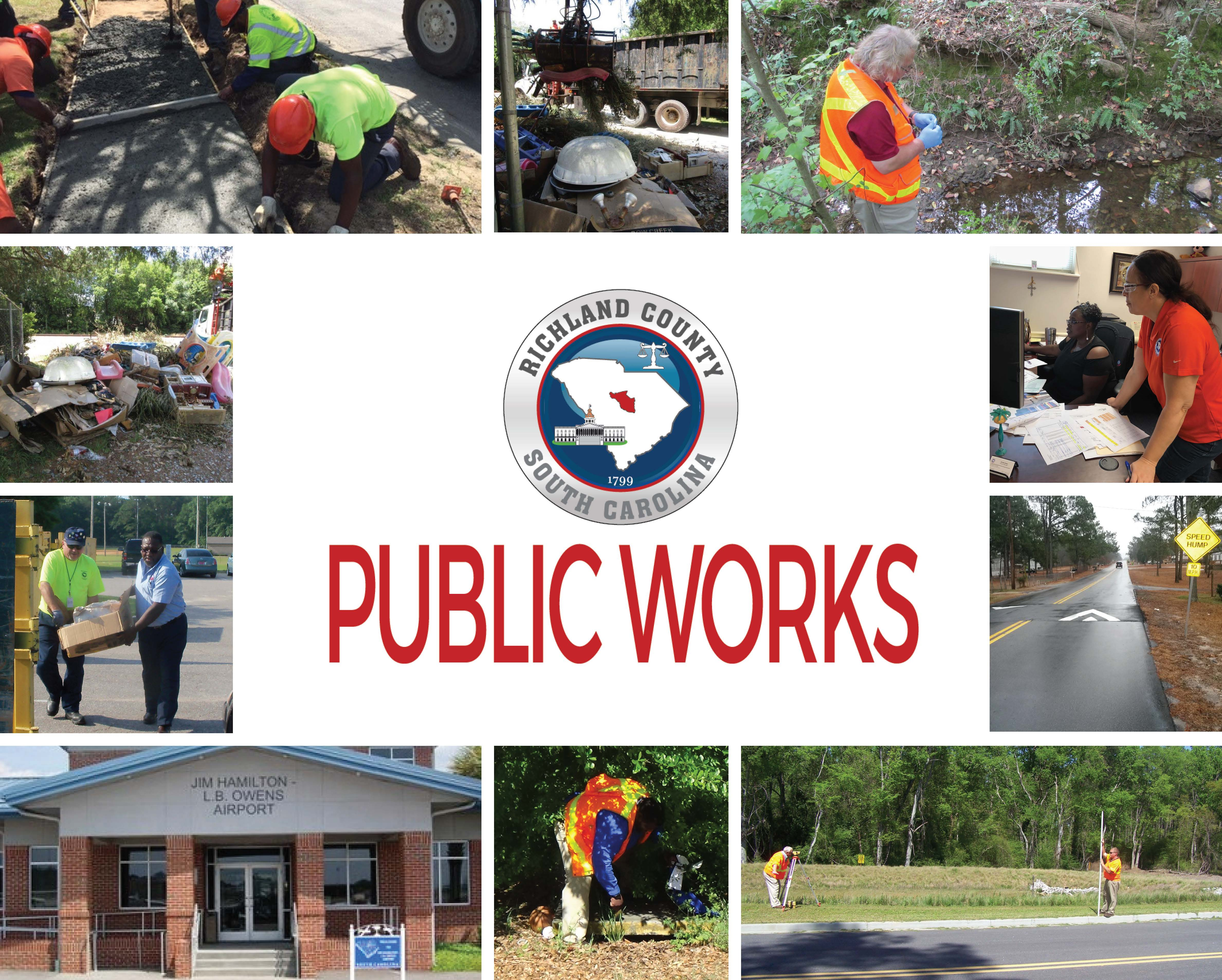 Richland County > Government > Departments > Public Works In Richland County Family Court Calendar