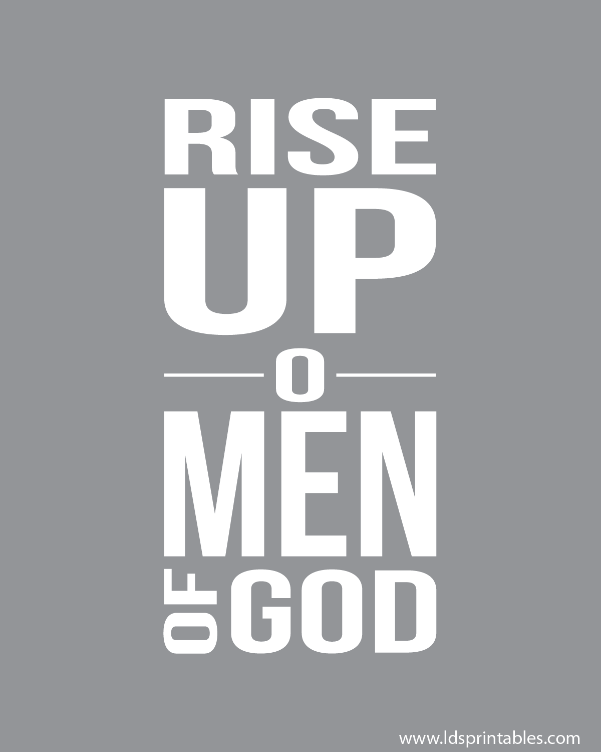Rise Up, O Men Of God | Godly Man, Lds Printables, Lds Quotes Within Printables Pictures Of Mens On A Mission