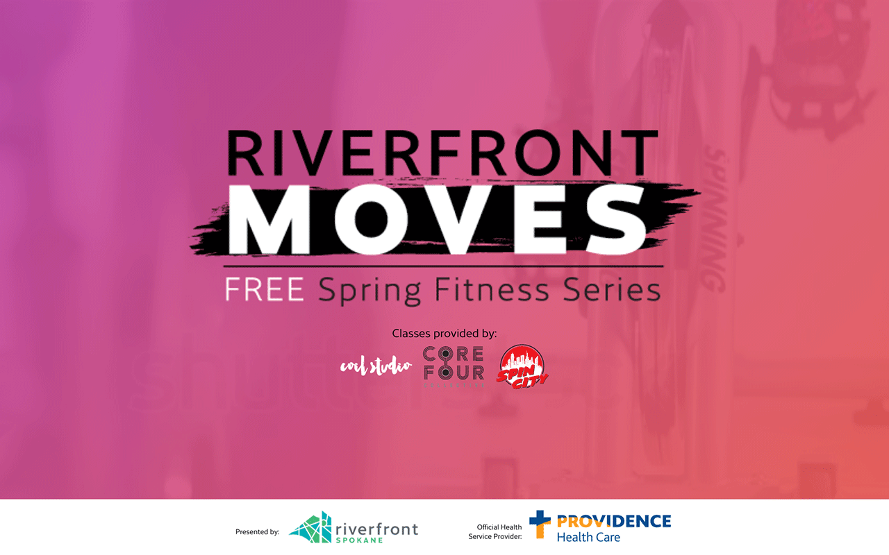 Riverfront Moves – Free Spring Fitness Series – City Of Intended For Spokane Community College Calendar