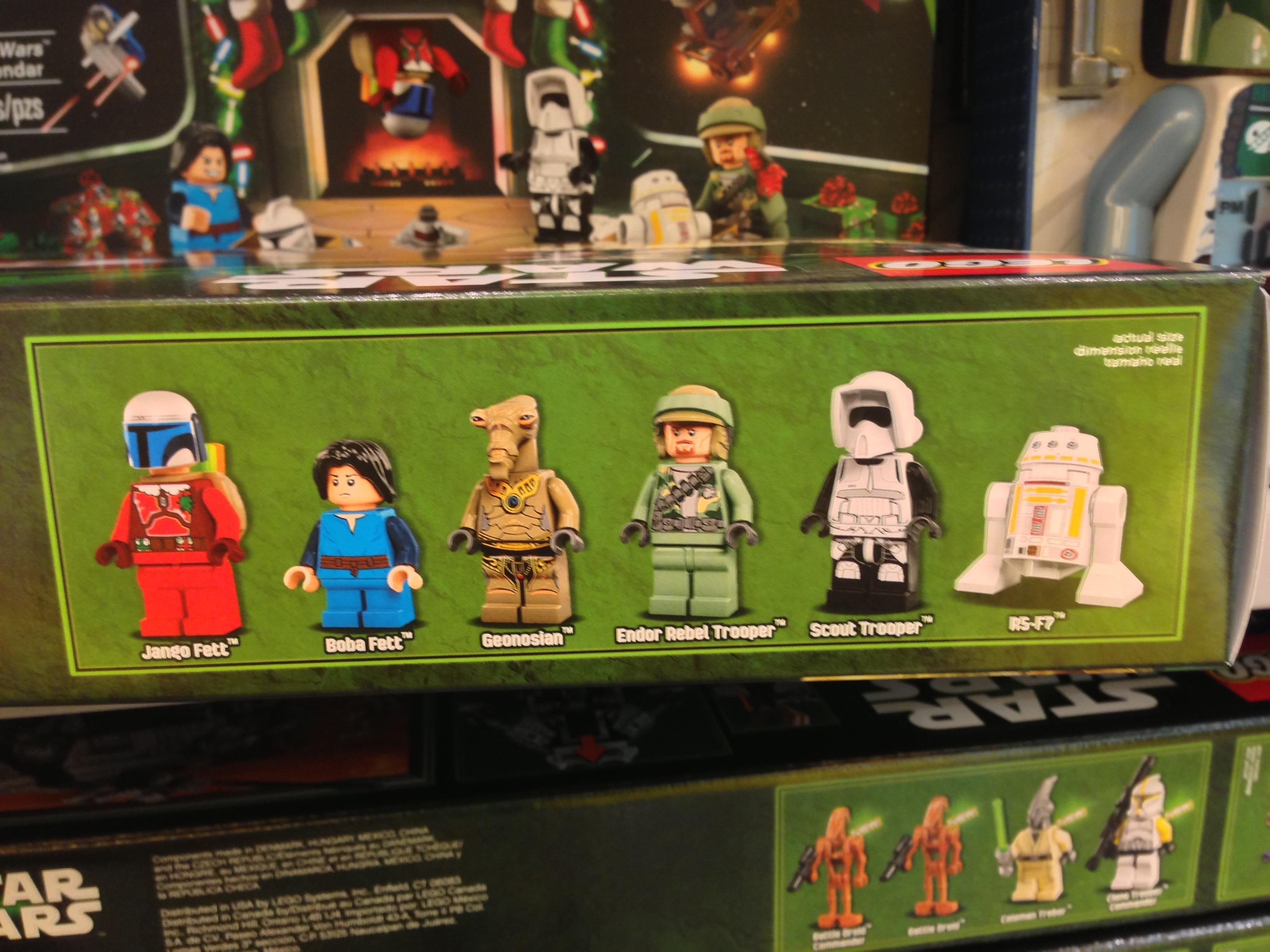 Robonino Lego Star Wars 3 Cheat Code. with Lego Advent Calendar 2013 Cheat Codes