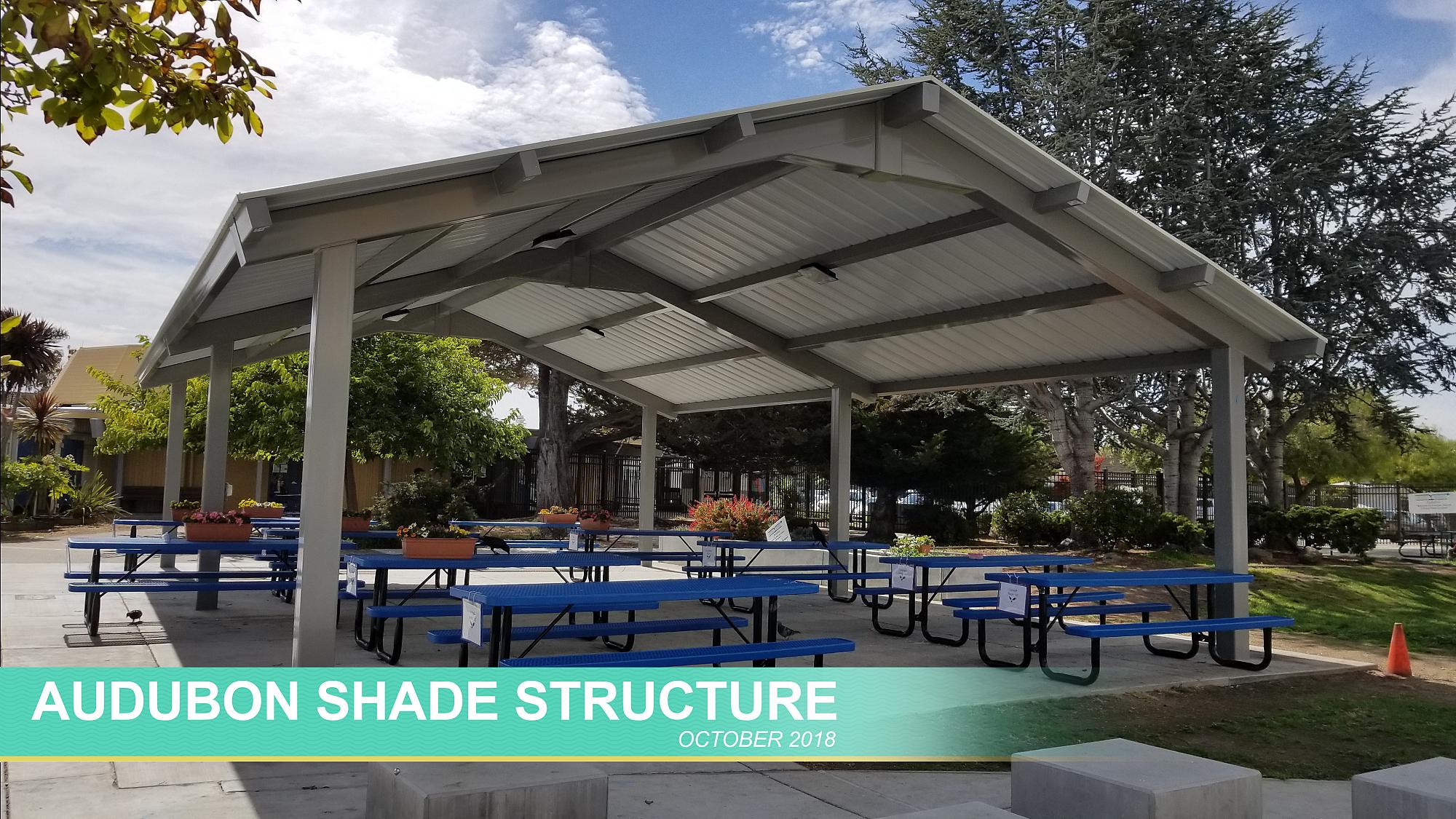 San Mateo Foster City School District – Audubon Shade Structure Within Audubon Calendars 2021 Foster City