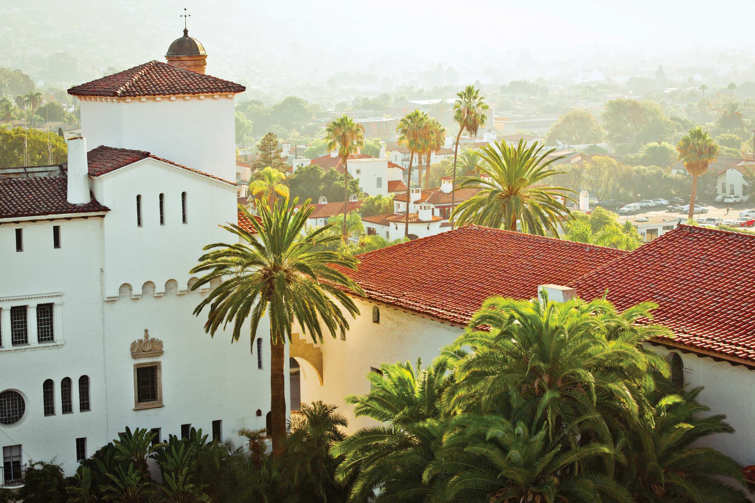 Santa Barbara, Ca | Hotels, Restaurants, Events & Activities Intended For Santa Barbara County Courthouse Calendar