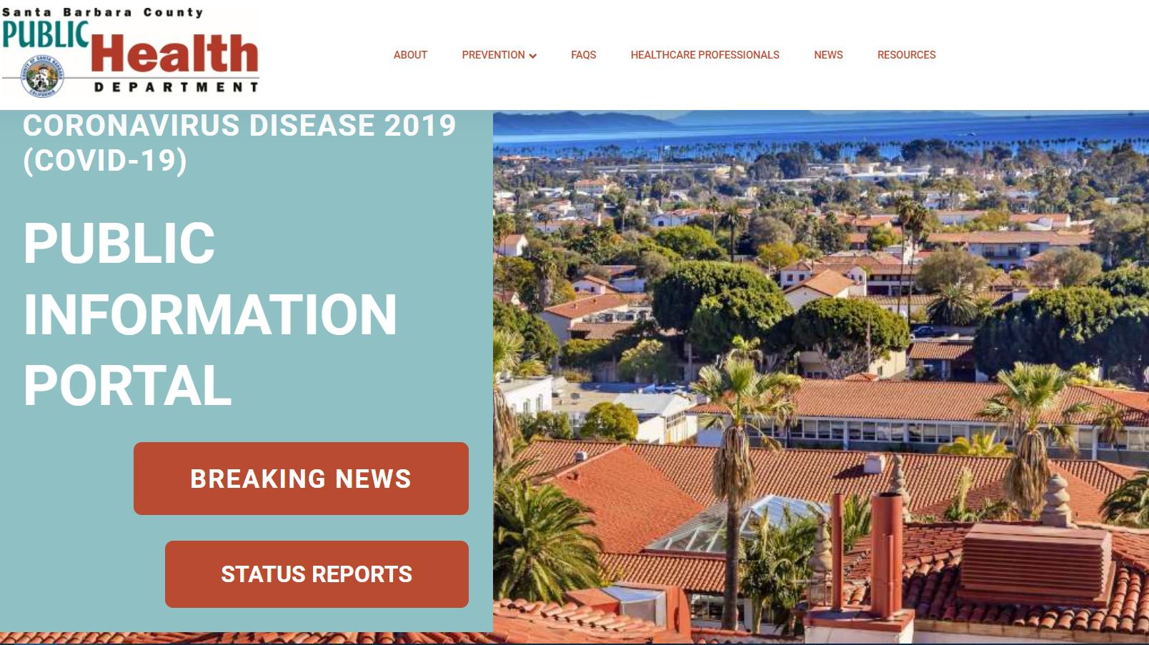 Santa Barbara County's New Website Aims To Explain All With Santa Barbara County Courthouse Calendar