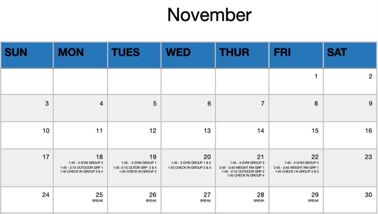 Schedule – Fvhs Girls Volleyball inside Fvhs School Calendar
